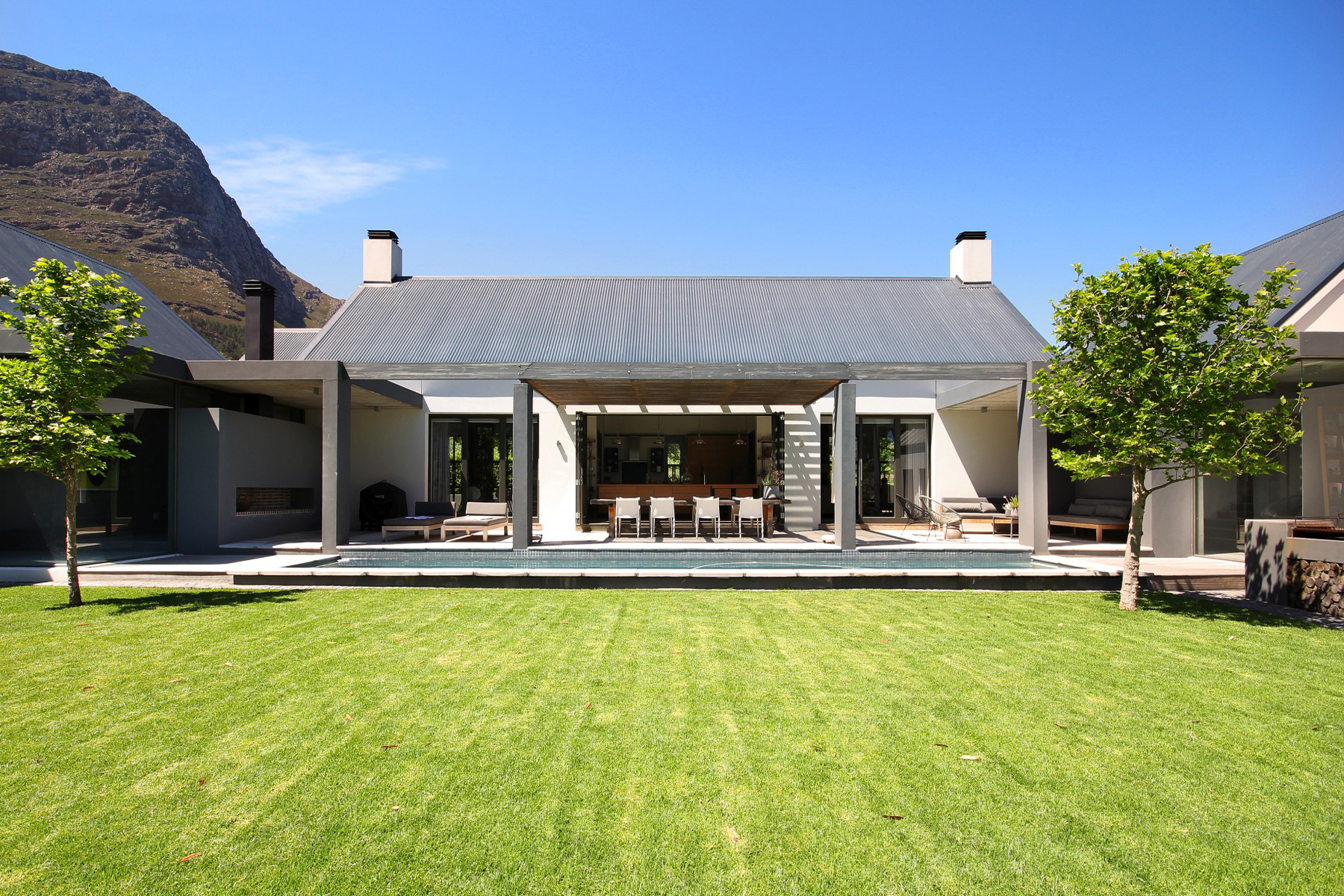 Single Family Home for Sale at Estate Franschhoek, Western Cape, 6790 South Africa