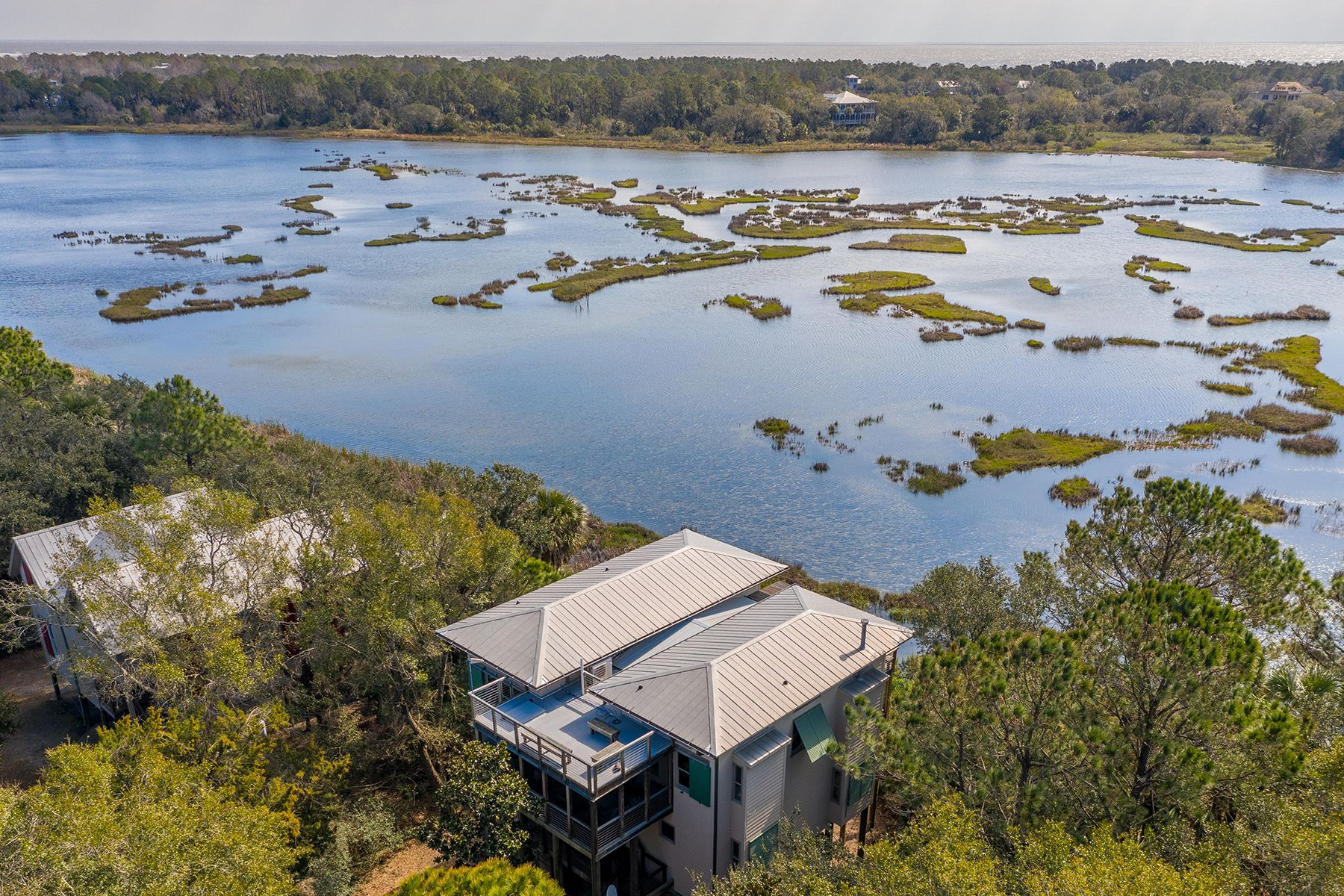 Single Family Homes for Sale at 251 Old House Lane Dewees Island, South Carolina 29451 United States