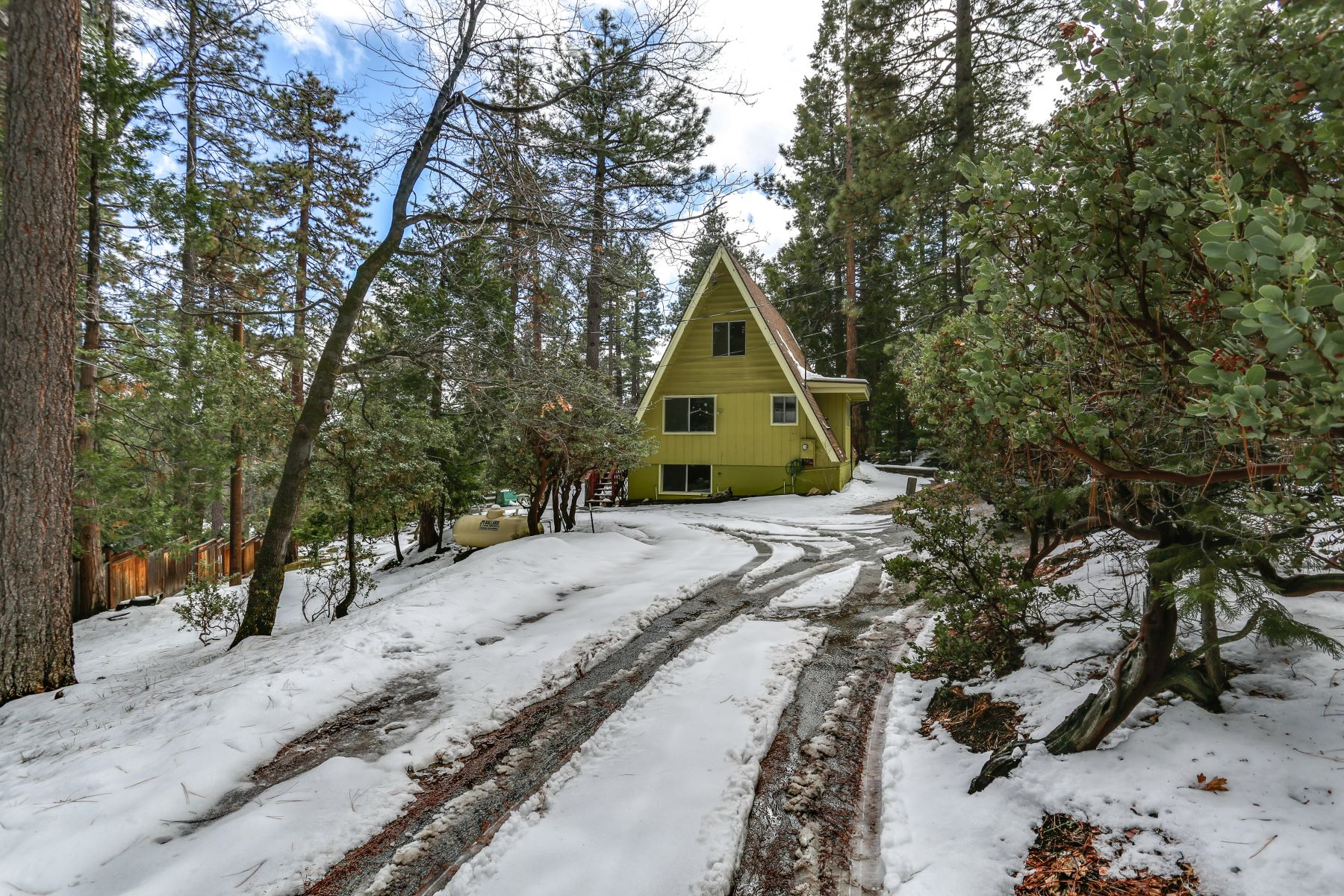 Single Family Homes for Active at 53087 Overlook Dr Idyllwild, California 92549 United States