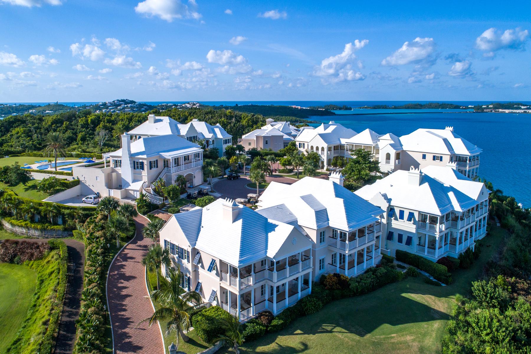 Fractional Ownership Properties for Active at Tucker's Point Golf Villa - 4 Bedroom St Georges Parish, Bermuda Bermuda