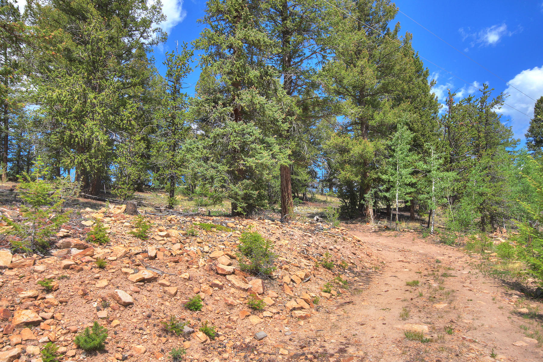 Land for Active at Lot 564 in Redhill Forest 4437 Middle Fork Vista Fairplay, Colorado 80440 United States