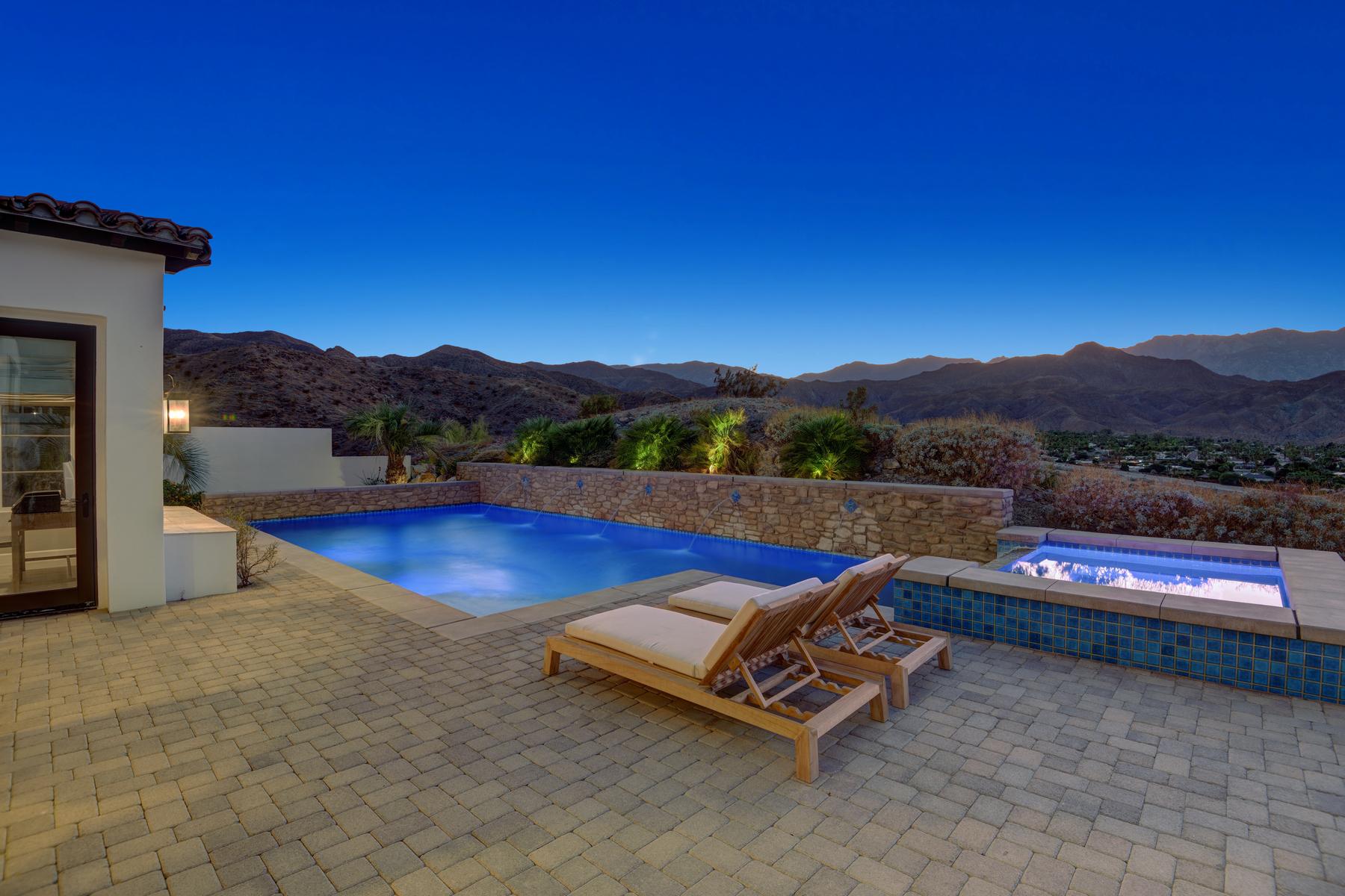 Single Family Homes for Sale at 22 Mount San Jacinto Circle Rancho Mirage, California 92270 United States