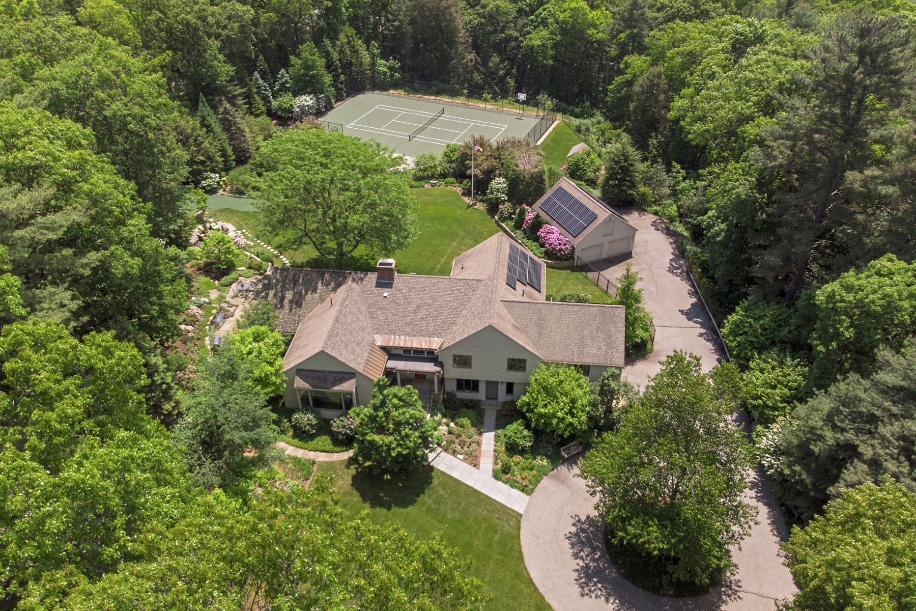 Land for Active at 73 Fairview Road, Weston 73 Fairview Rd Weston, Massachusetts 02493 United States