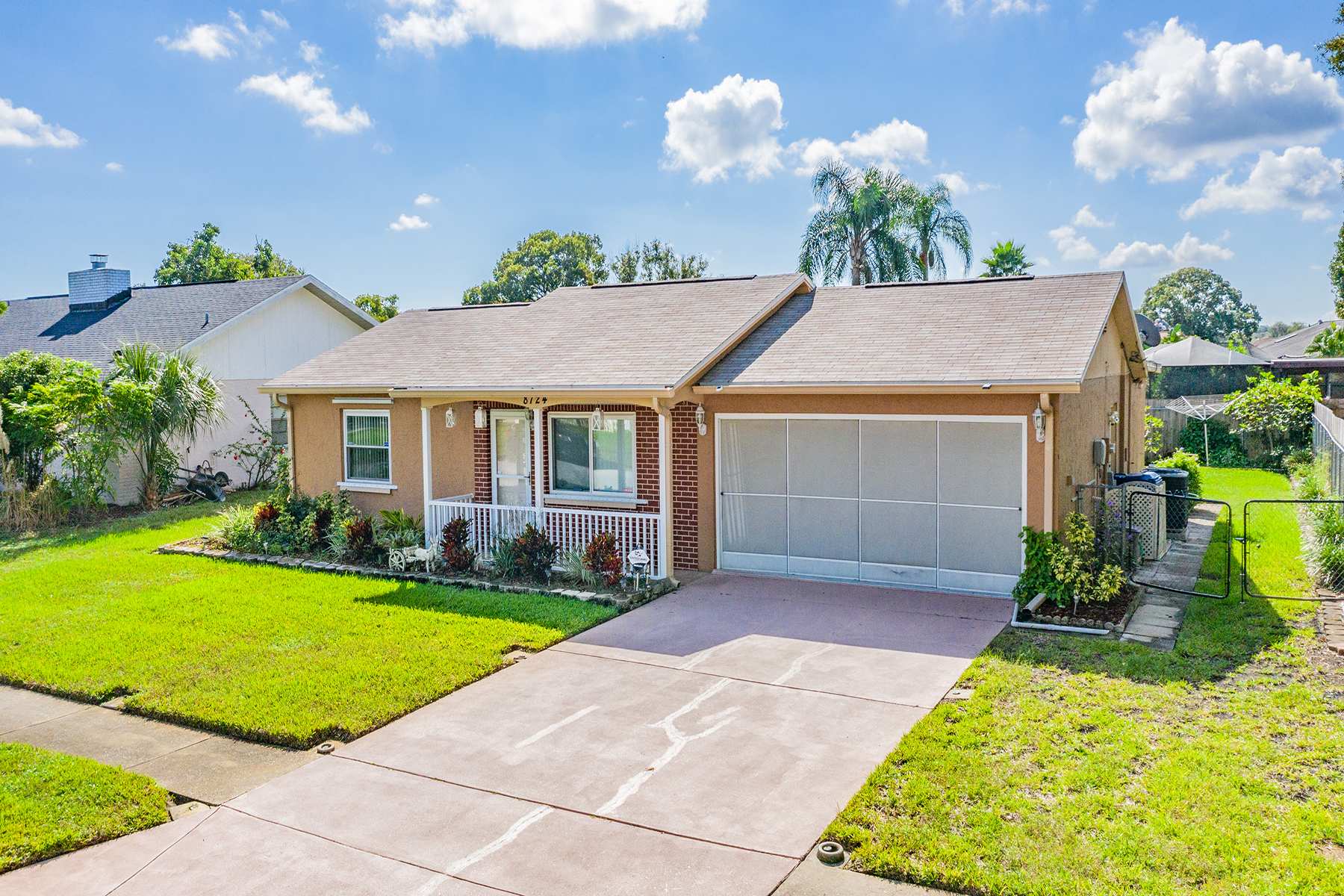 Single Family Homes por un Venta en 8724 Gum Tree Ave New Port Richey, Florida 34653 Estados Unidos