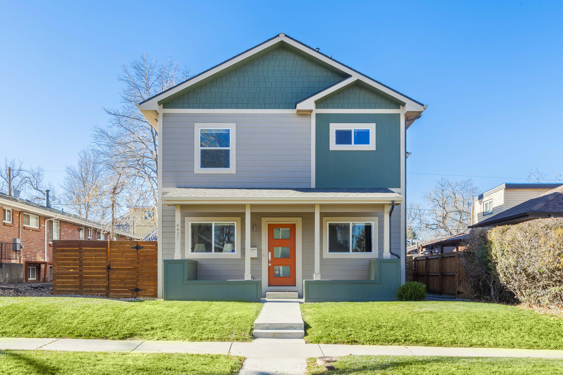 Single Family Home for Active at This Is The House You've Been Waiting For! 4435 Osceola Street Denver, Colorado 80212 United States