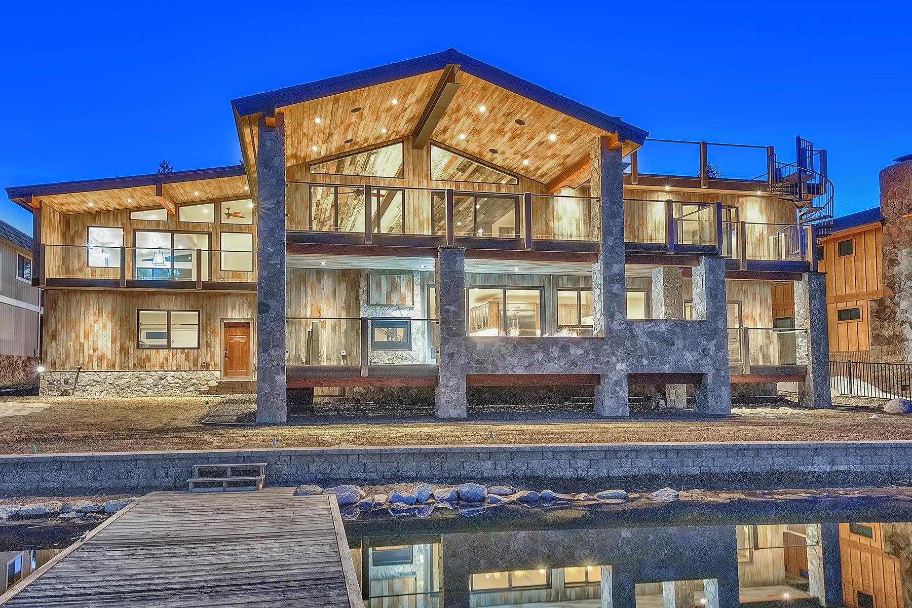 Casa Unifamiliar por un Venta en 565 Lucerne Way, South Lake Tahoe CA 96150 565 Lucerne Way South Lake Tahoe, California 96150 Estados Unidos