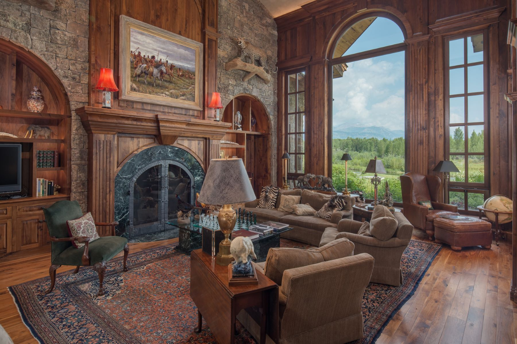 Additional photo for property listing at Stones Throw Estate  Wilson, Wyoming 83014 United States
