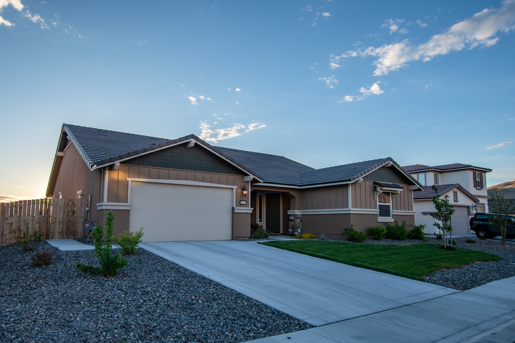 Single Family Home for Active at 10025 Barrel Racer Drive, Reno NV 89511 10025 Barrel Racer Road Reno, Nevada 89511 United States