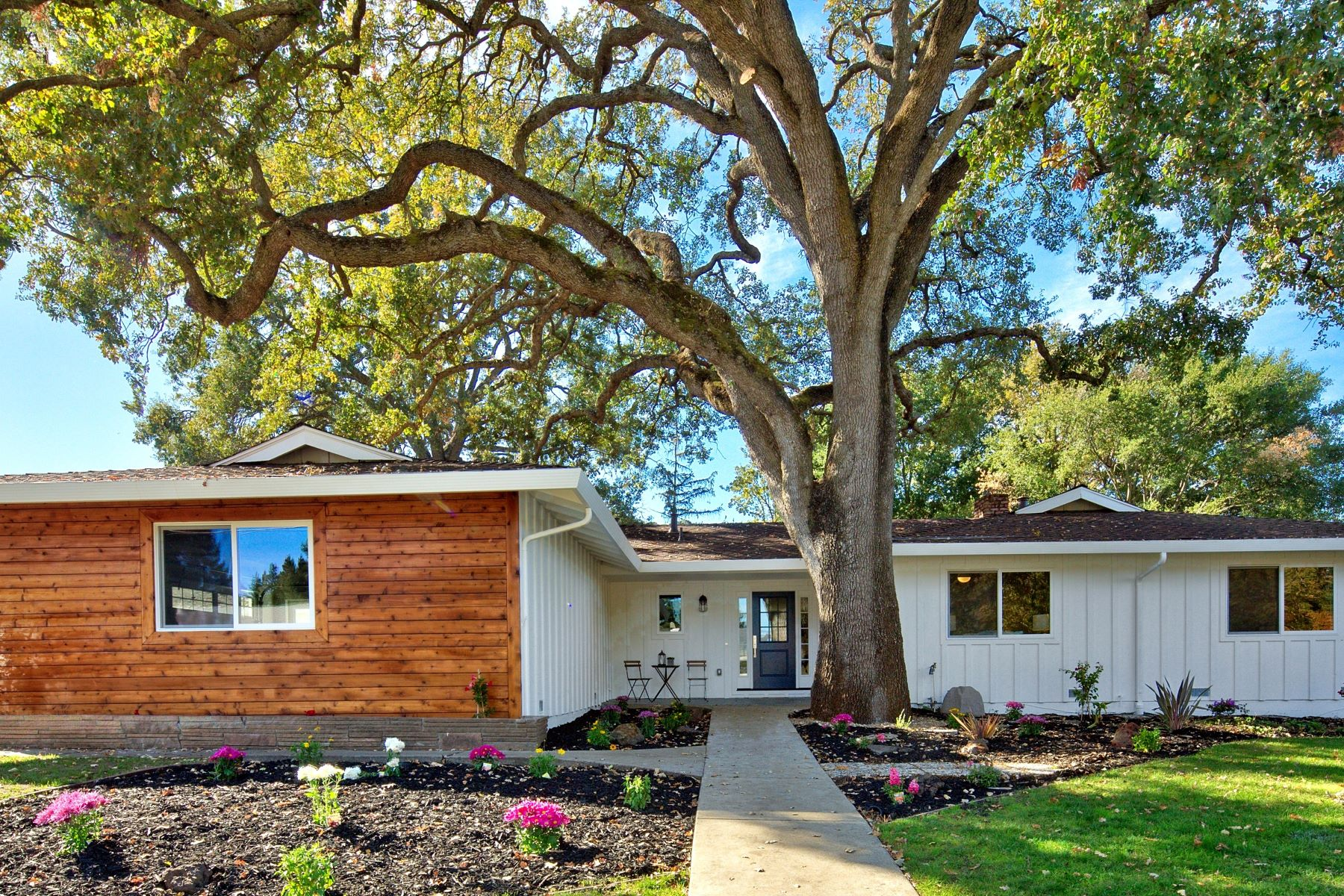 Single Family Home for Sale at Modern Contemporary Farmhouse 1023 Westridge Avenue Danville, California 94526 United States