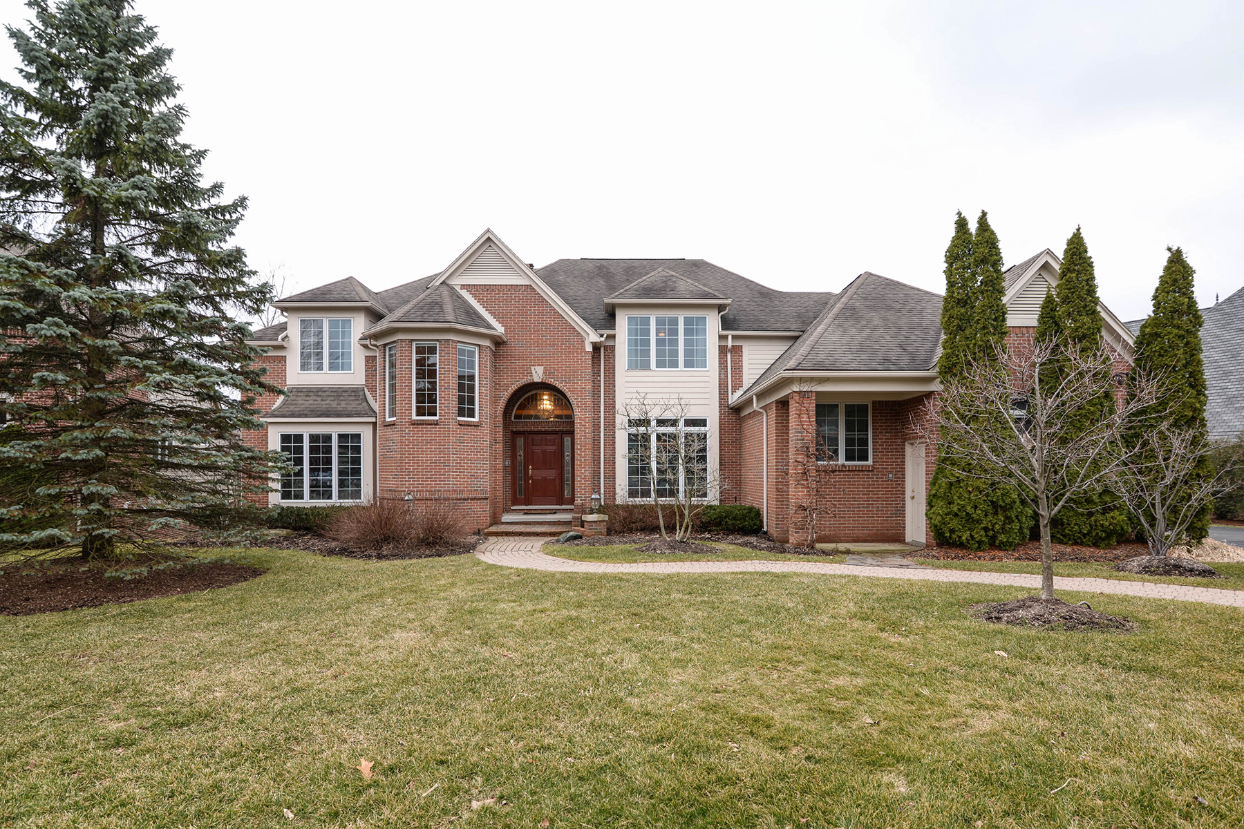 Single Family Home for Sale at Bloomfield Township 3033 Ridge Bloomfield Township, Michigan 48302 United States