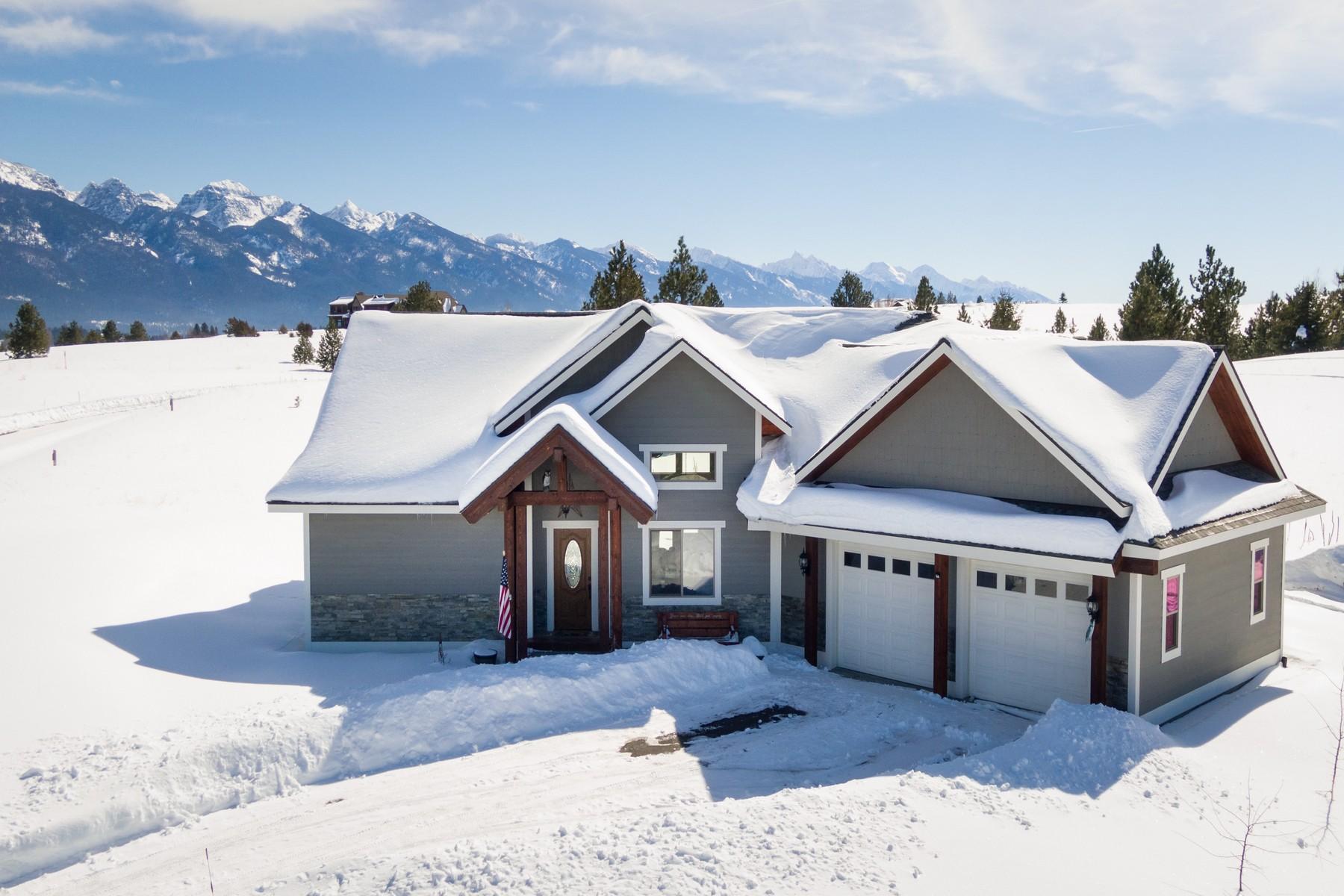 Single Family Homes 為 出售 在 Polson, 蒙大拿州 59860 美國