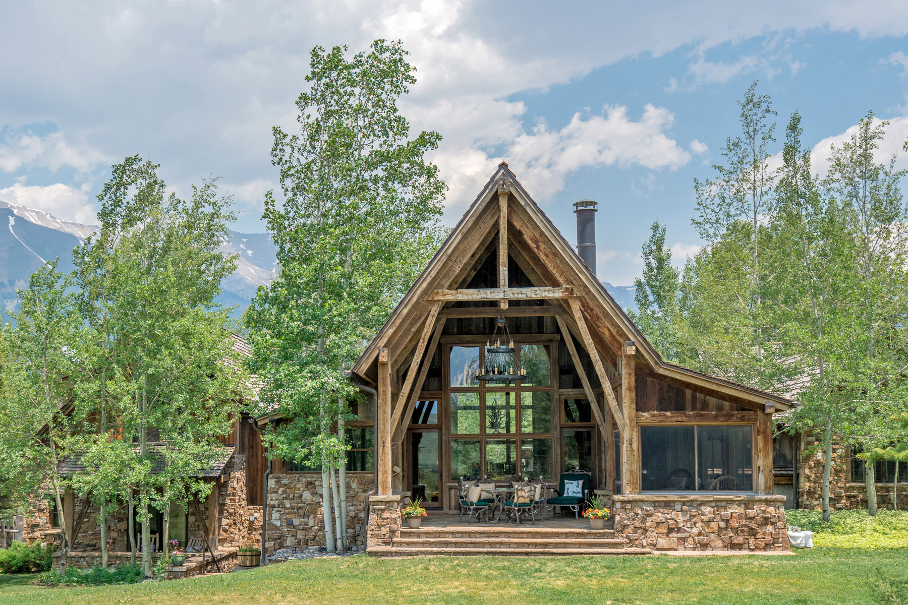 Single Family Home for Sale at 111 Adams Way Telluride, Colorado, 81435 United States
