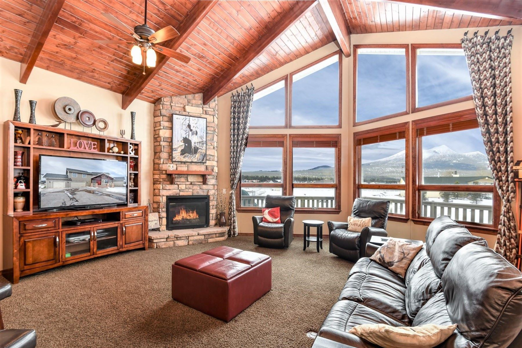single family homes for Active at Baderville 8430 W ROUNDUP TRL Flagstaff, Arizona 86001 United States