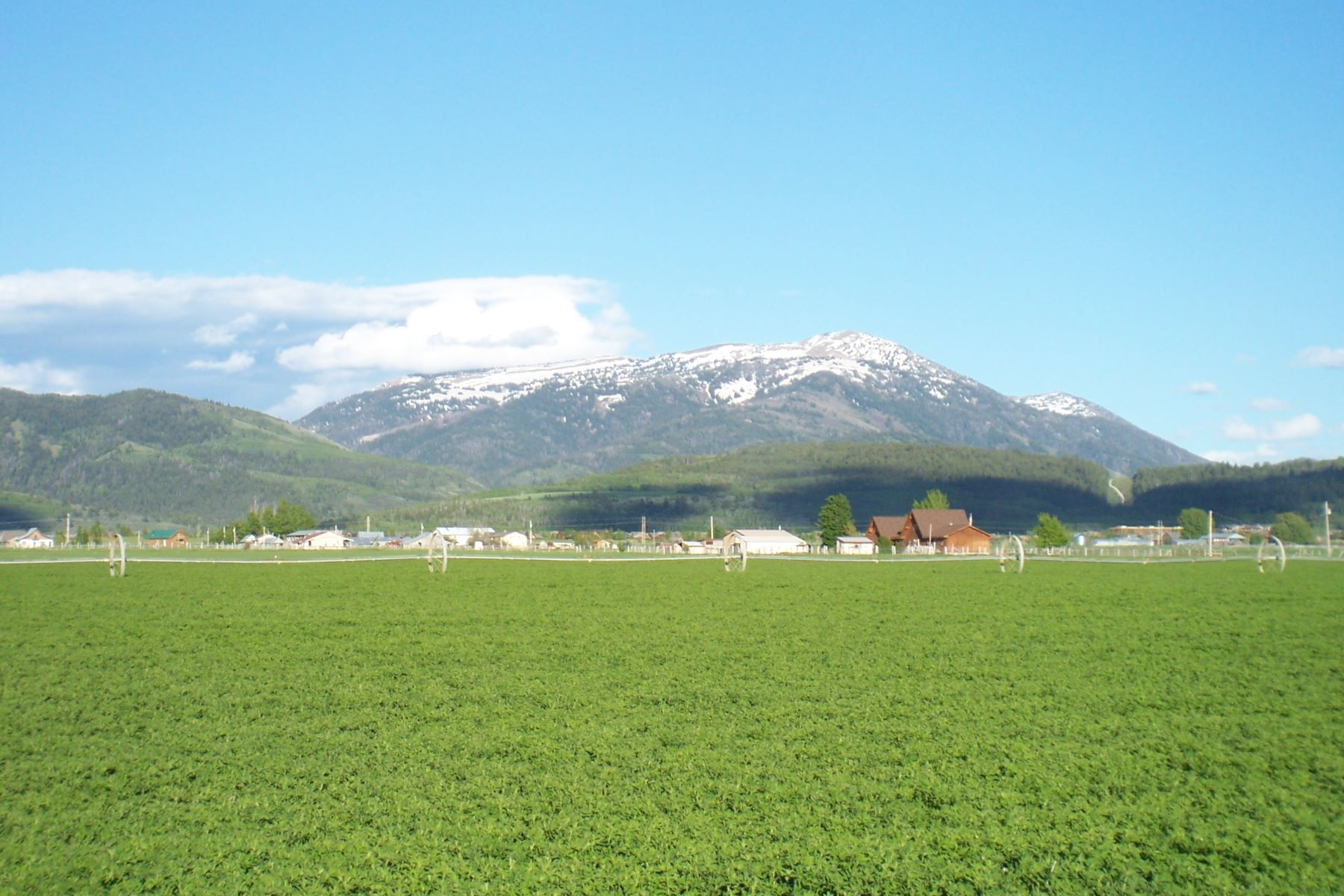 Земля для того Продажа на 80 Acres Across from Teton Springs 550 West 9500 South, Victor, Айдахо, 83455 Jackson Hole, Соединенные Штаты