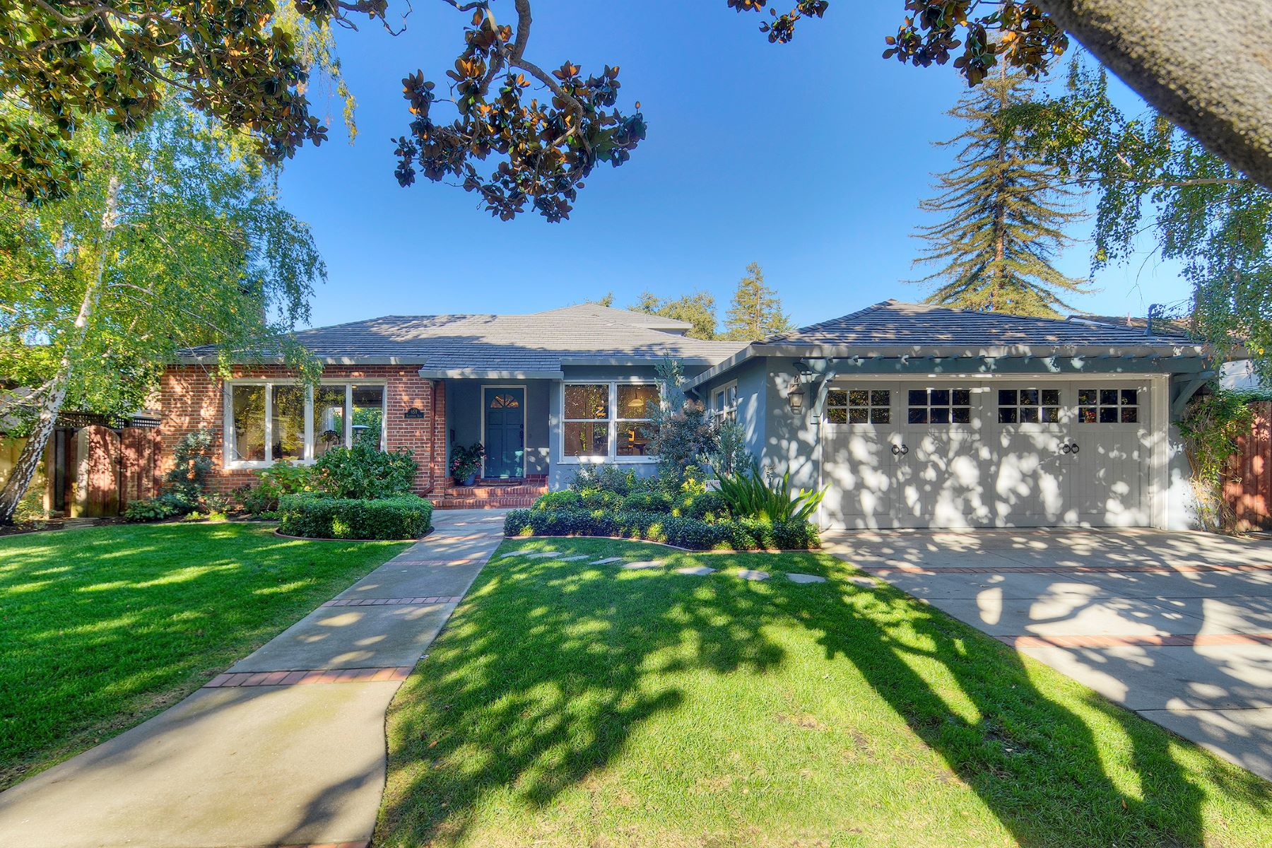 Single Family Home for Active at Stunning Edgewood Park Home 958 Blandford Boulevard Redwood City, California 94062 United States