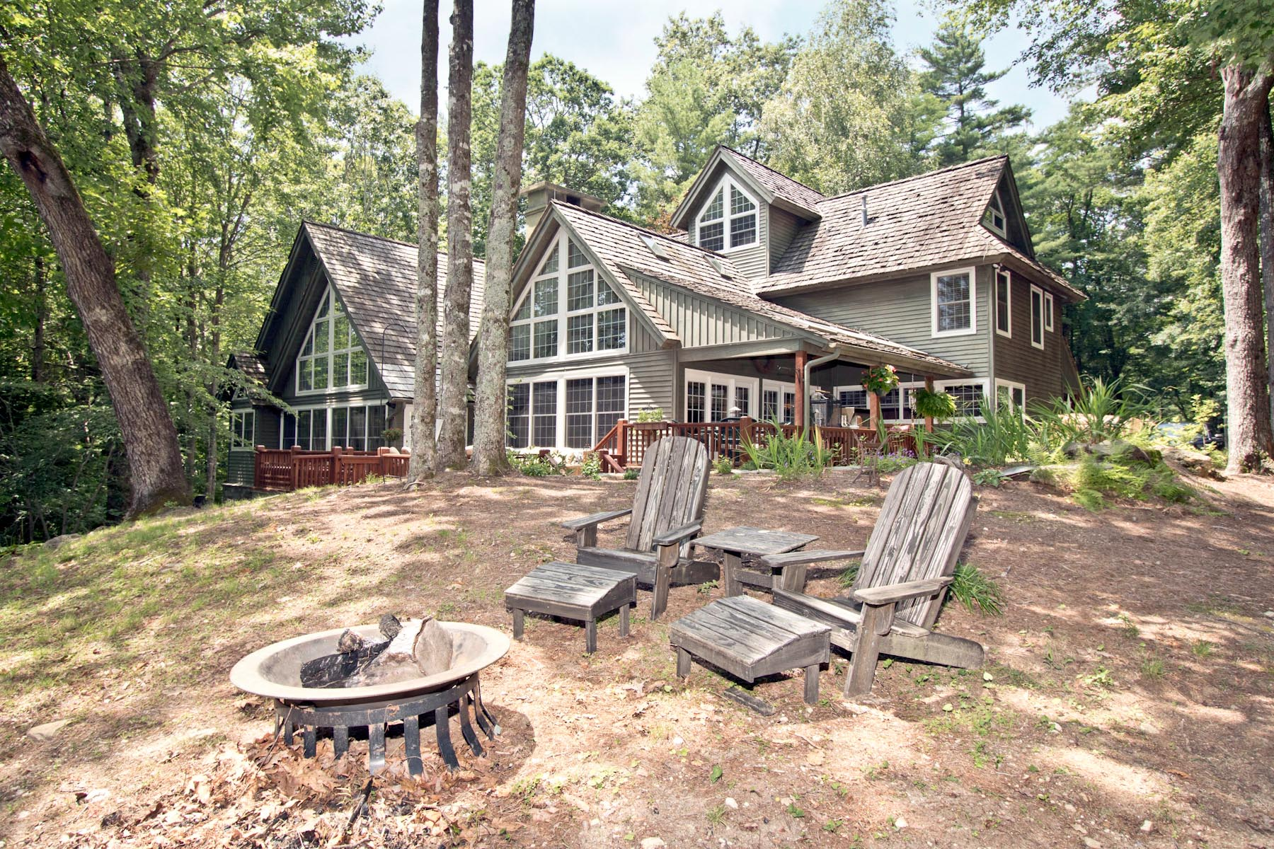 Single Family Home for Sale at Frazee 105 Old Cove Road Highlands, North Carolina, 28741 United States