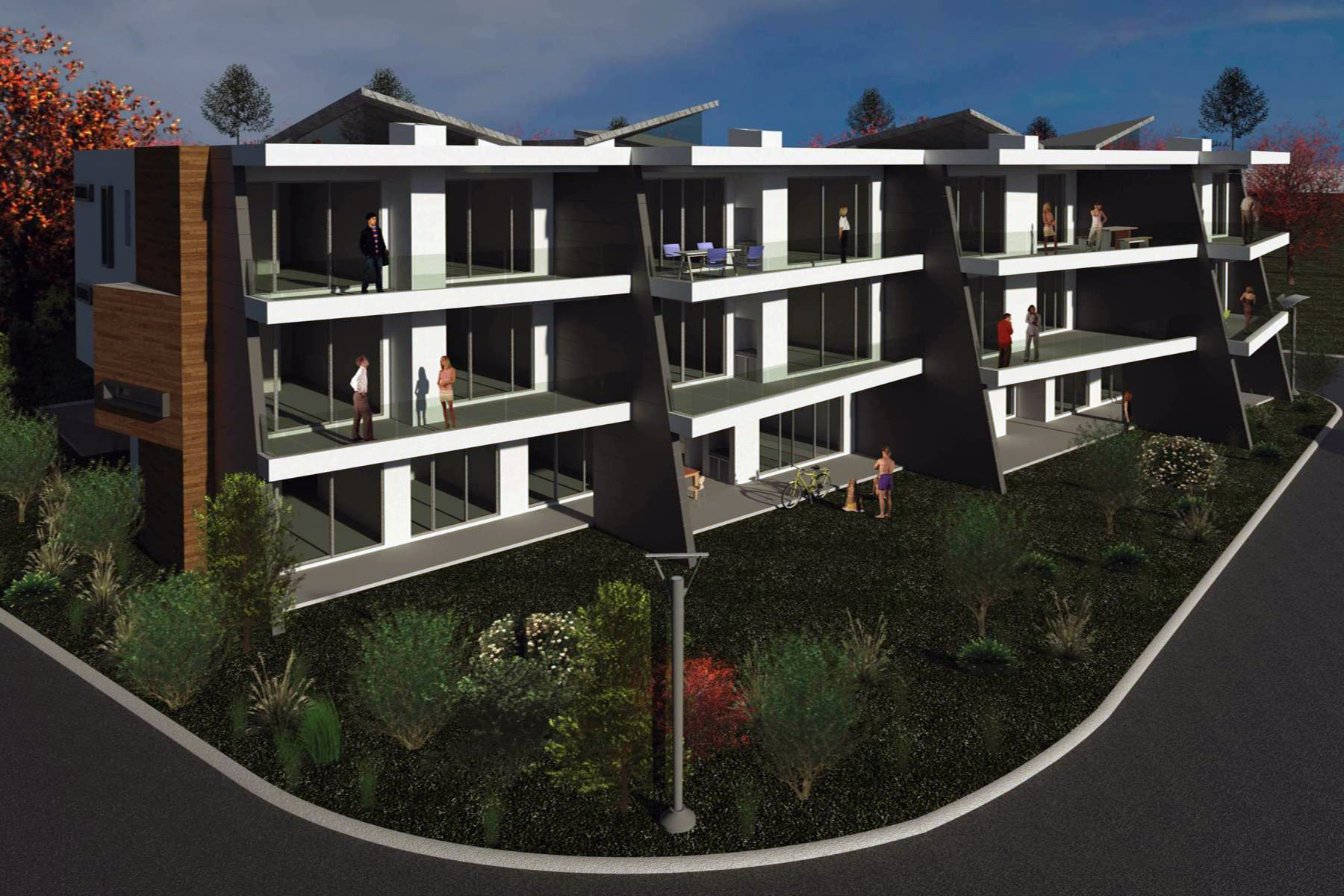 Apartment for Sale at Modern Secure Living at Thulana Hill Thulana Hill Phase 2 Unit 1 Marine Way, Plettenberg Bay, Western Cape, 6600 South Africa