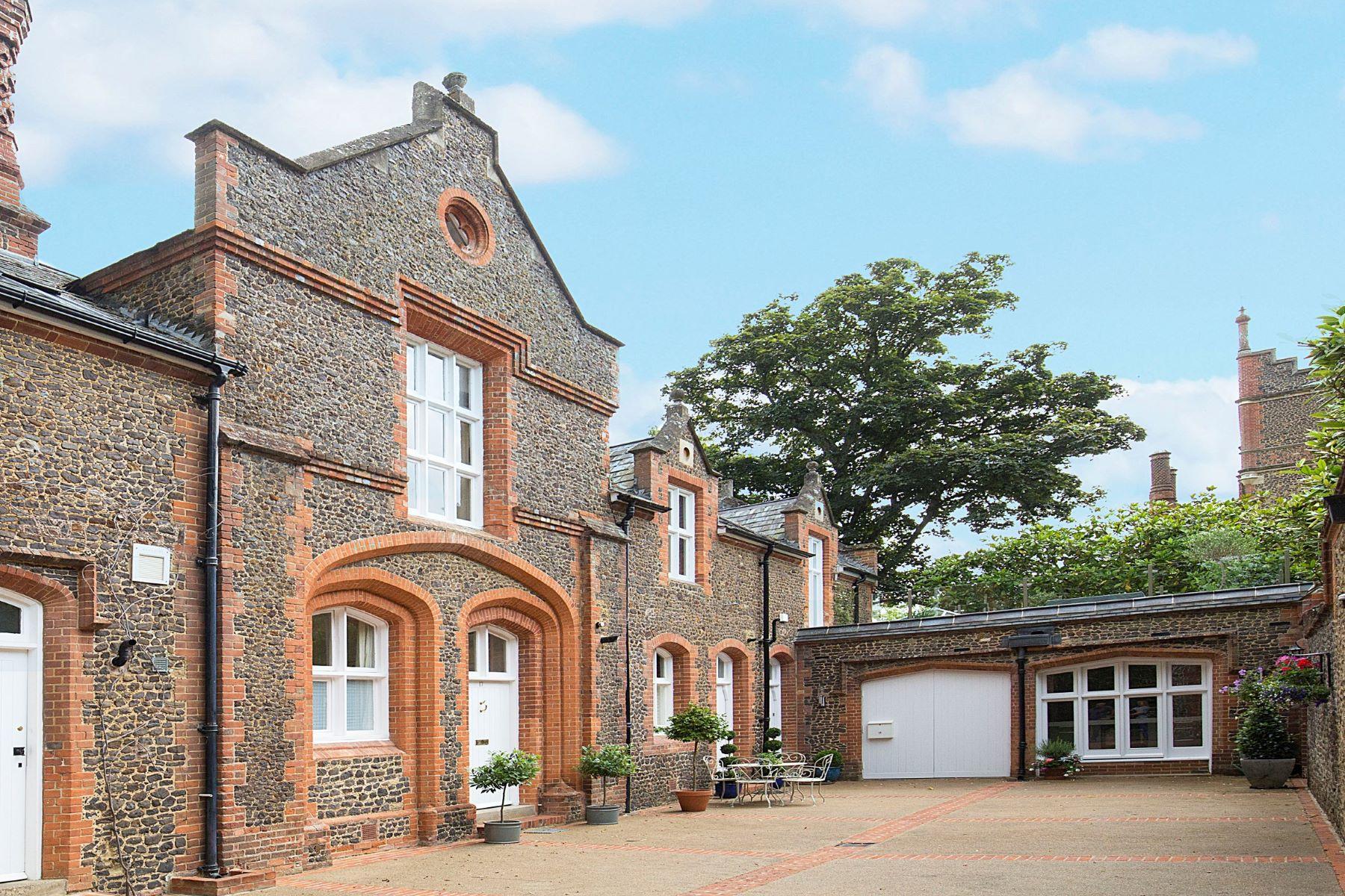 Single Family Homes for Sale at Albury Mews, Albury, Surrey 17 Albury Park Mews Albury Park Mansion Albury, England GU5 9BB United Kingdom