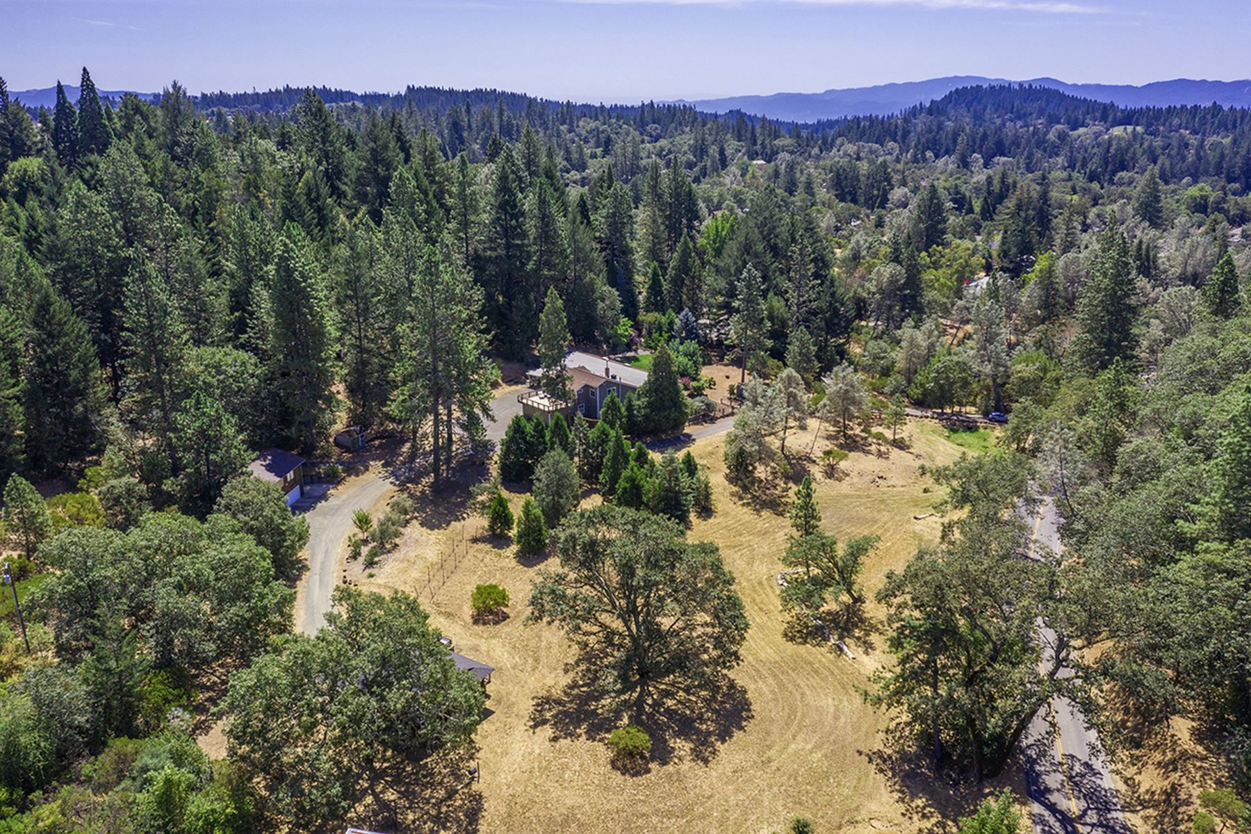 Single Family Homes for Active at Premium Howell Mountain Retreat 620 White Cottage Rd. N Angwin, California 94508 United States