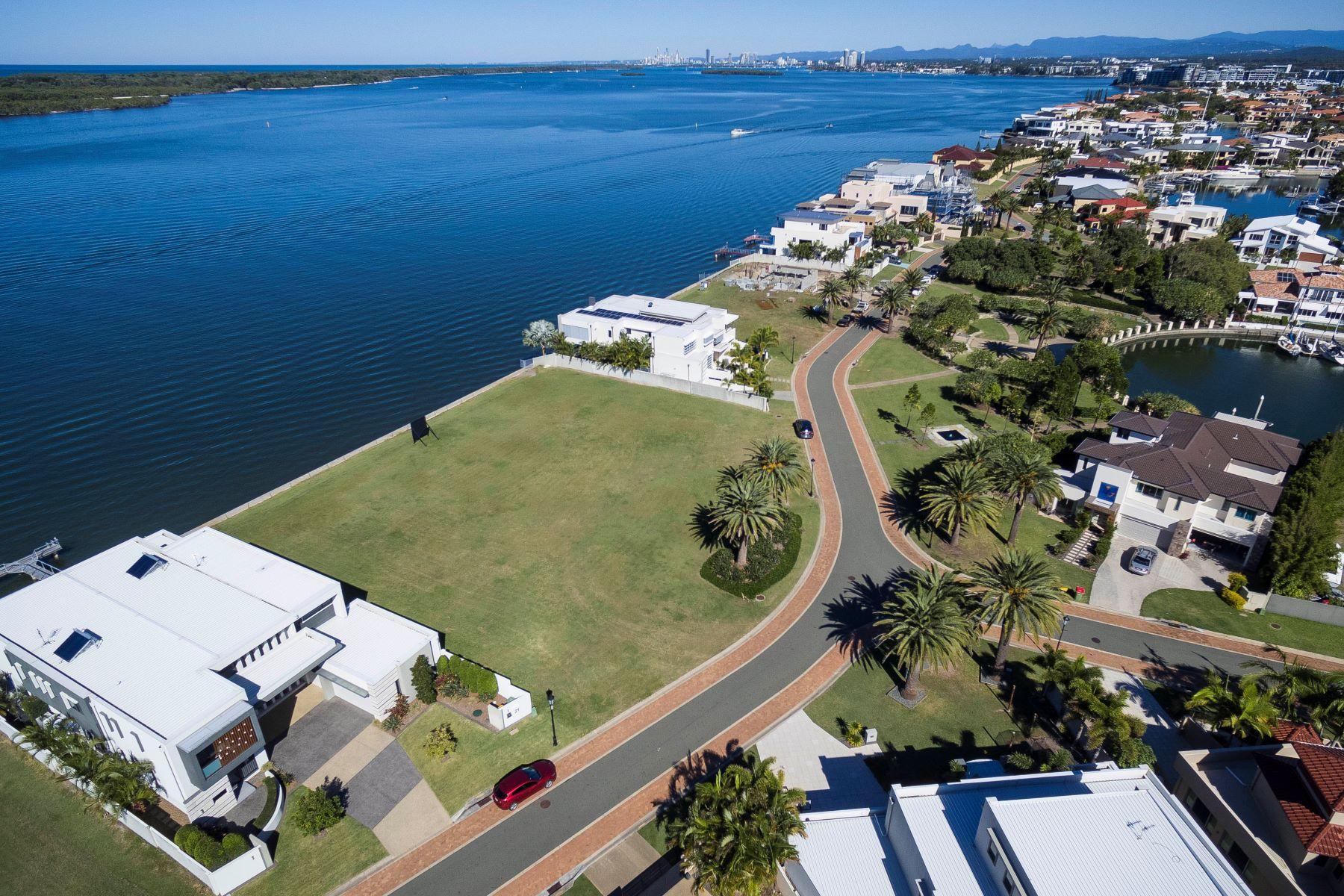土地 のために 売買 アット 15-19 Parklane Terrace Gold Coast, Queensland, 4216 オーストラリア