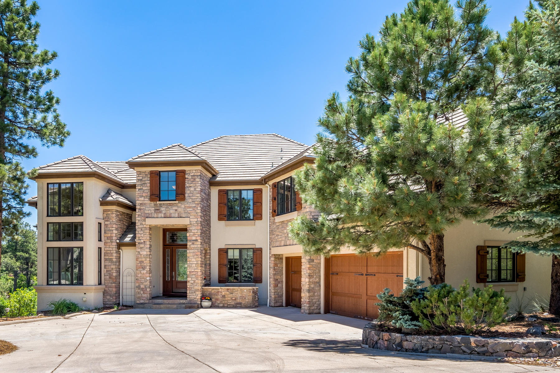 Single Family Home for Active at 1356 Woodmont Way Castle Rock, Colorado 80108 United States