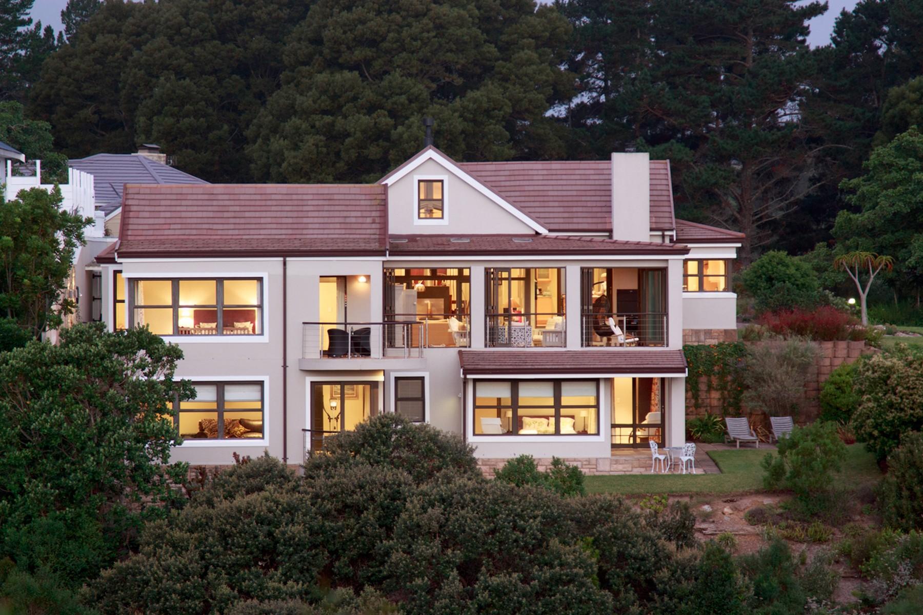 Частный односемейный дом для того Продажа на Knysna Cape Town, Западно-Капская Провинция, Южная Африка