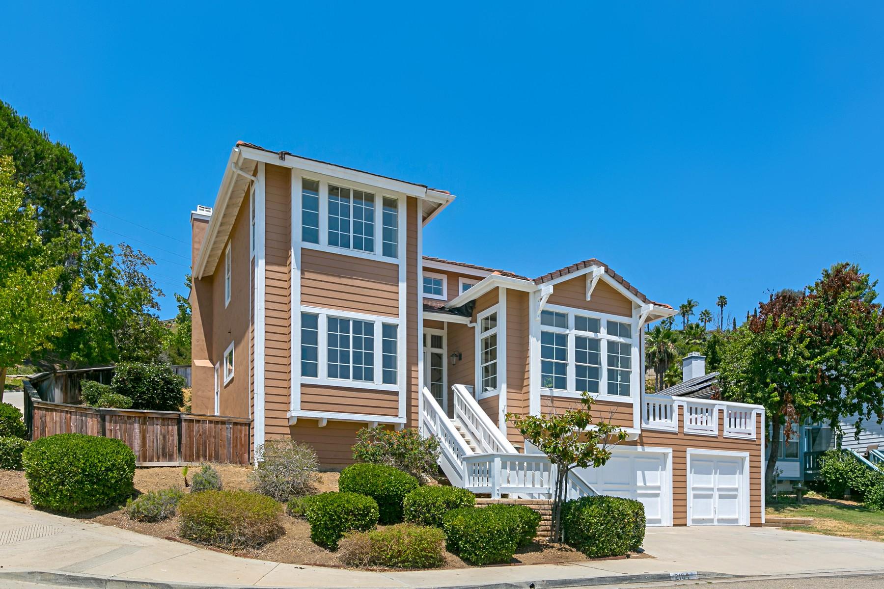 獨棟家庭住宅 為 出售 在 2104 Laura Dr Escondido, 加利福尼亞州, 92027 美國