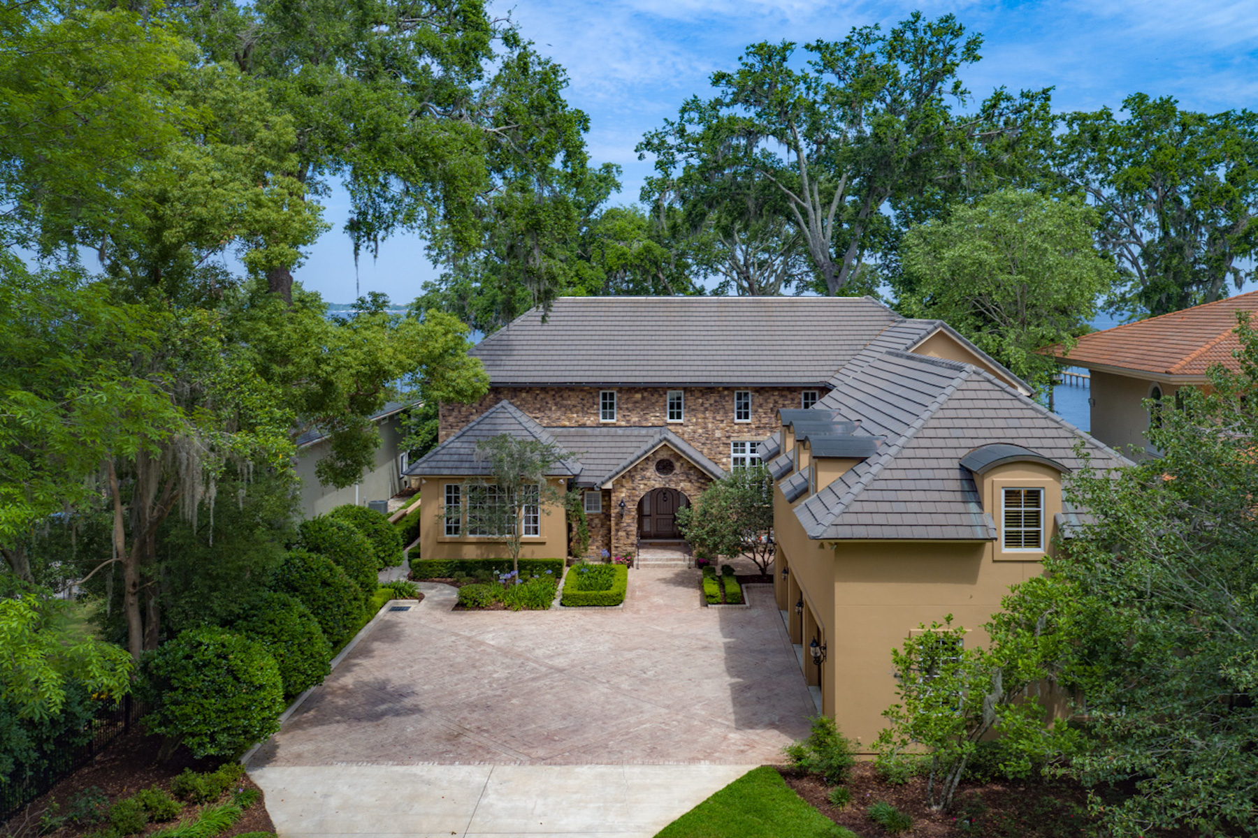 House for Sale at Exceptional Riverfront Home 2823 Forest Circle Jacksonville, Florida 32257 United States