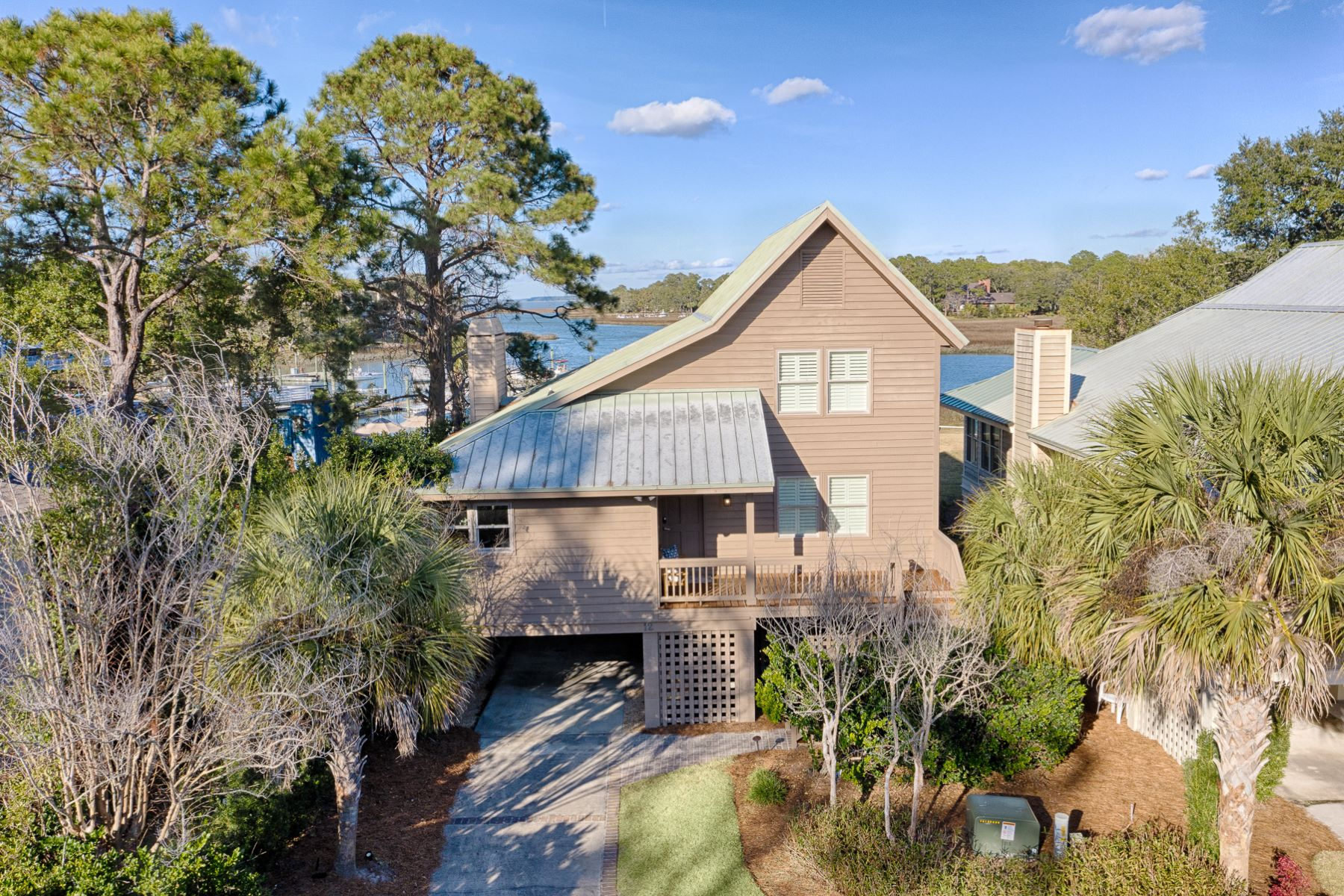Single Family Homes por un Venta en Hilton Head Island, Carolina del Sur 29928 Estados Unidos