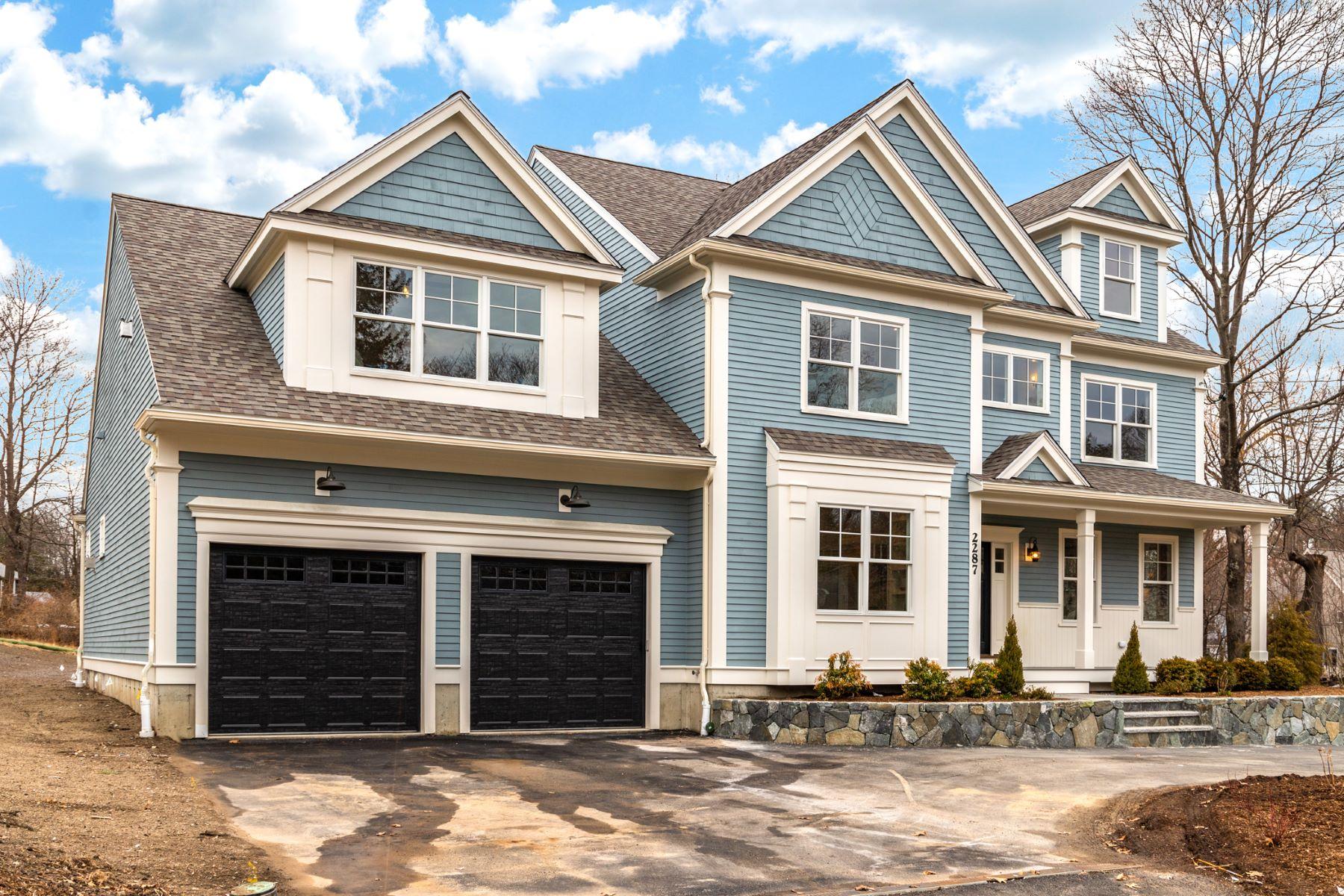Single Family Homes por un Venta en 2287 Massachusetts Ave Lexington, Massachusetts 02421 Estados Unidos