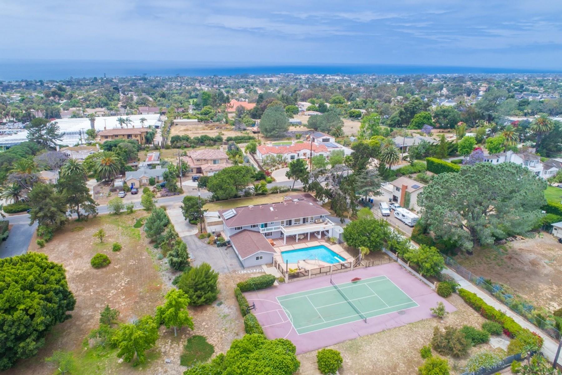 Vivienda unifamiliar por un Venta en 1485 Crest Drive Encinitas, California, 92024 Estados Unidos