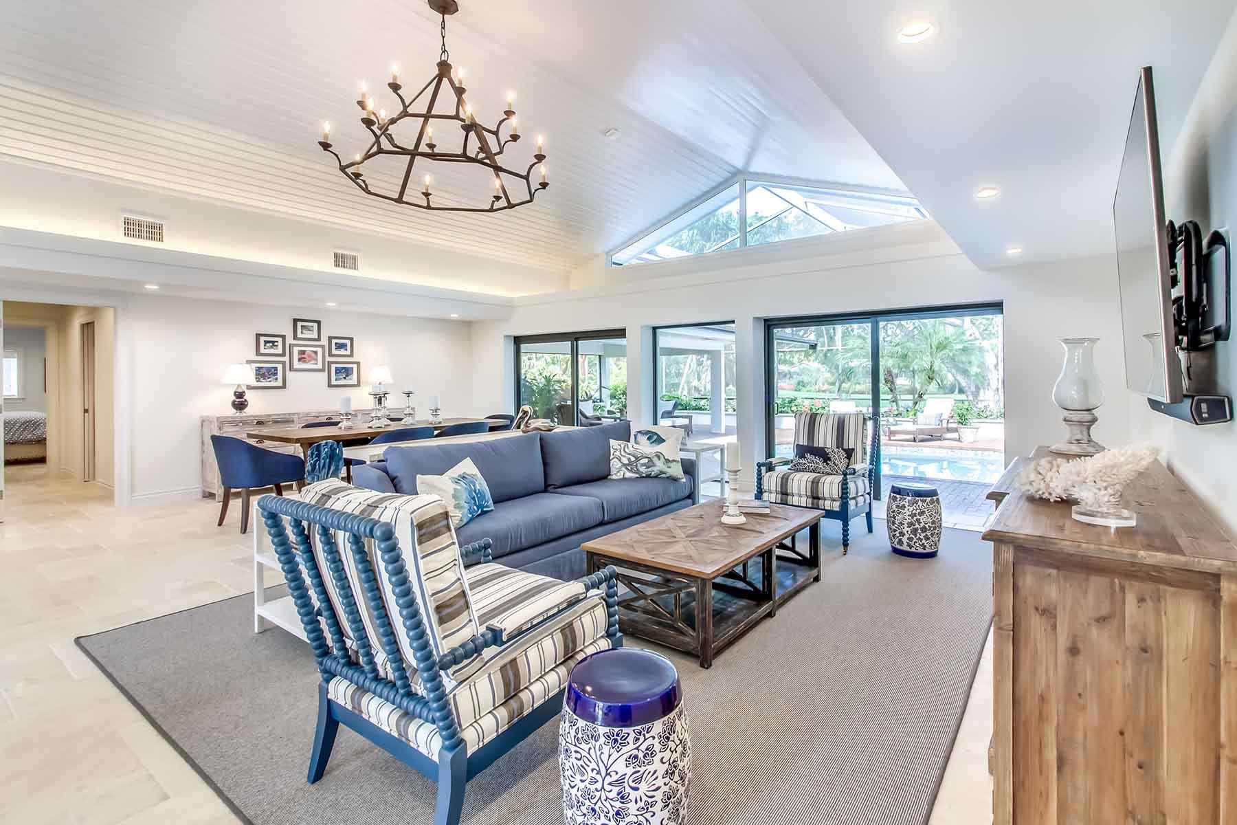 Einfamilienhaus für Verkauf beim Spectacular Golf Course Home at Ocean Reef Club 31 Halfway Road Key Largo, Florida 33037 Vereinigte Staaten