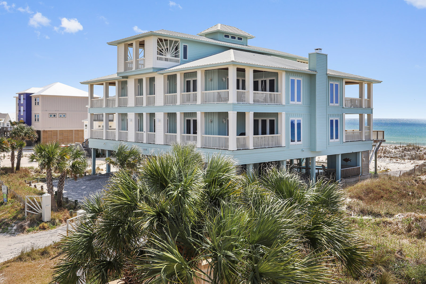 Single Family Home for Active at Halekai III 3173 W Beach Blvd Gulf Shores, Alabama 36542 United States