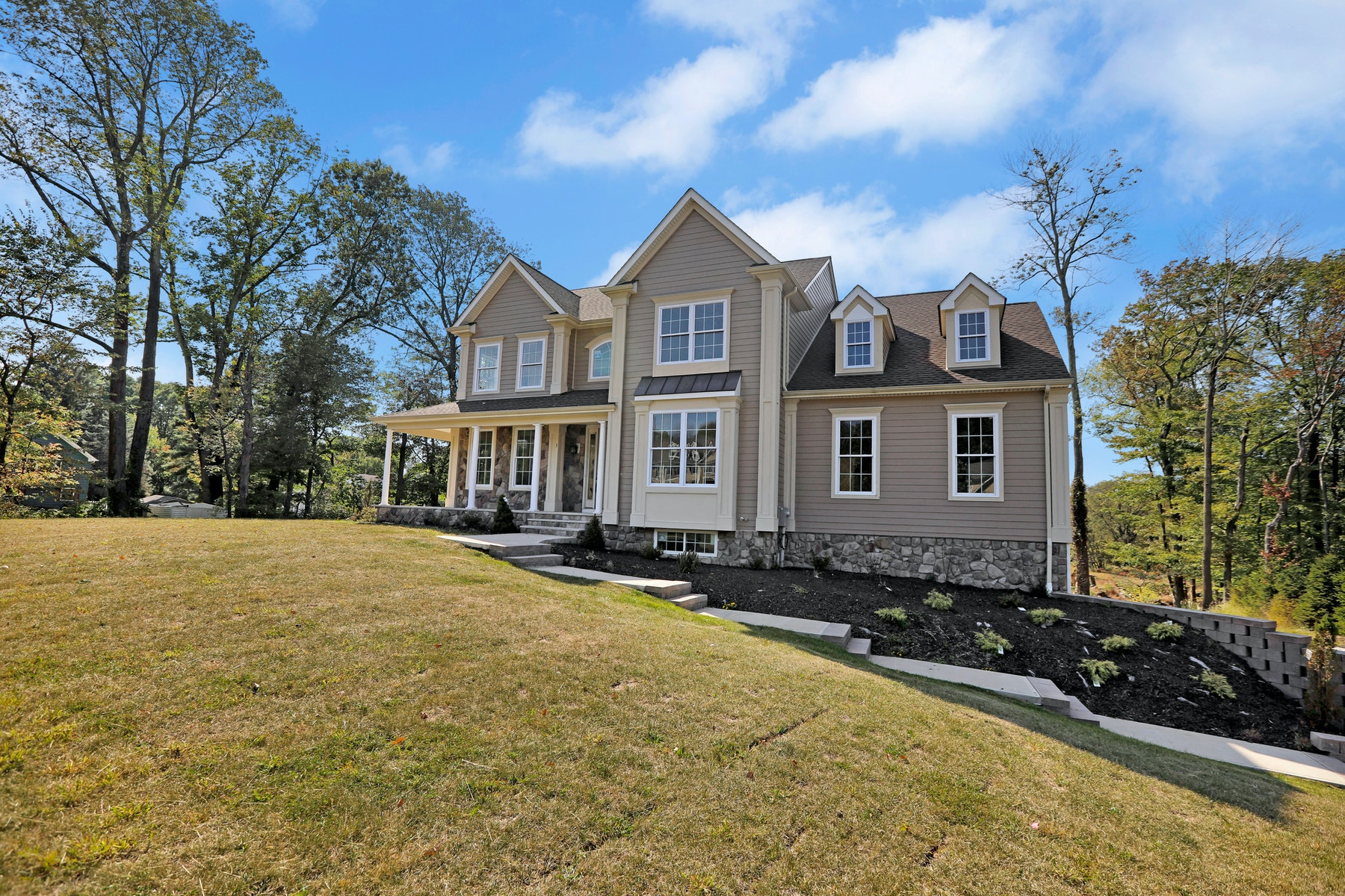 Single Family Homes for Sale at Live New Beginnings 6 San Road Warren, New Jersey 07059 United States