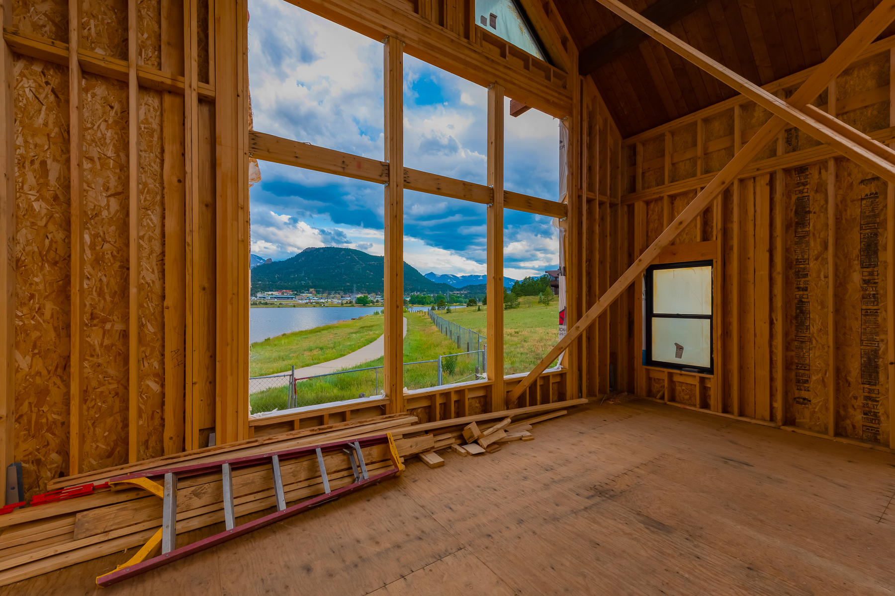 Single Family Home for Active at Exclusive Residential Resort Opportunity 1612 Mountain Village Ln Estes Park, Colorado 80517 United States