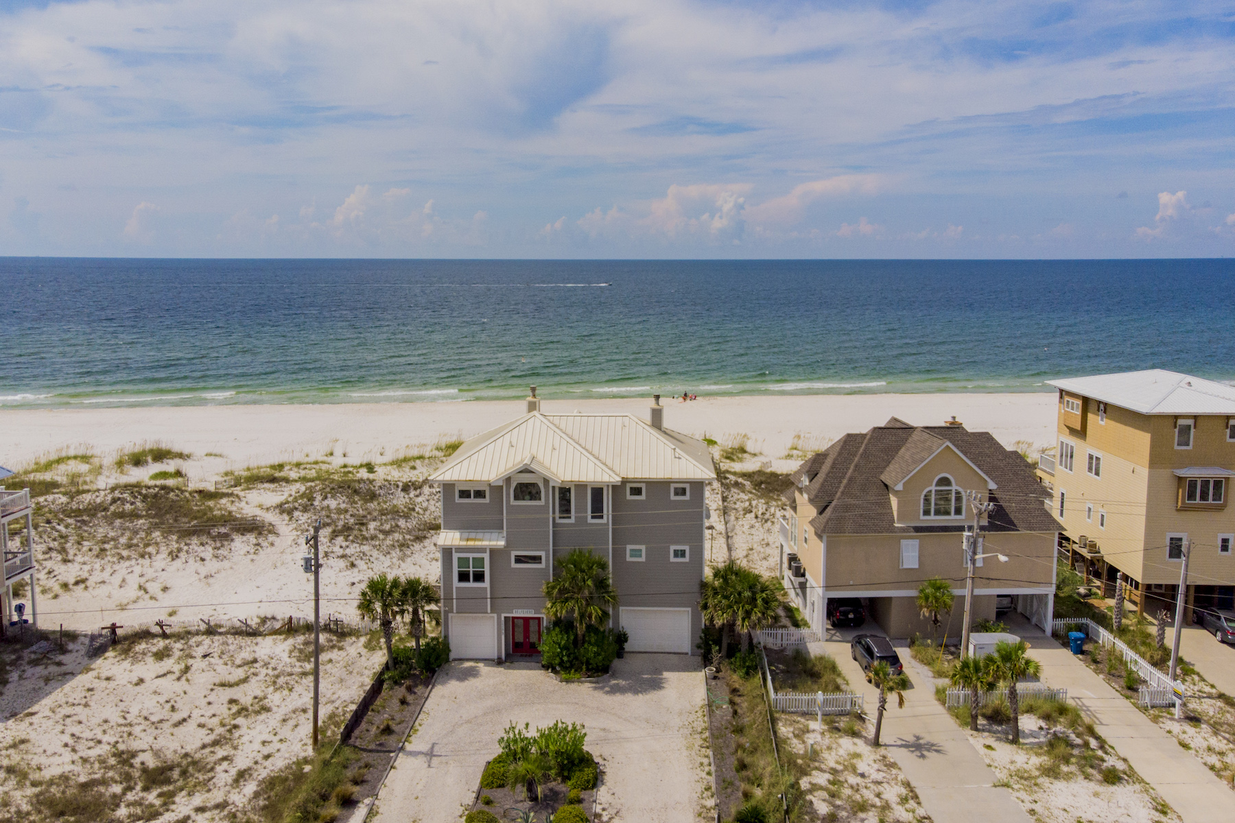 獨棟家庭住宅 為 出售 在 Gulf of Mexico Beach Home 2299 West Beach Boulevard Gulf Shores, 阿拉巴馬州 36542 美國