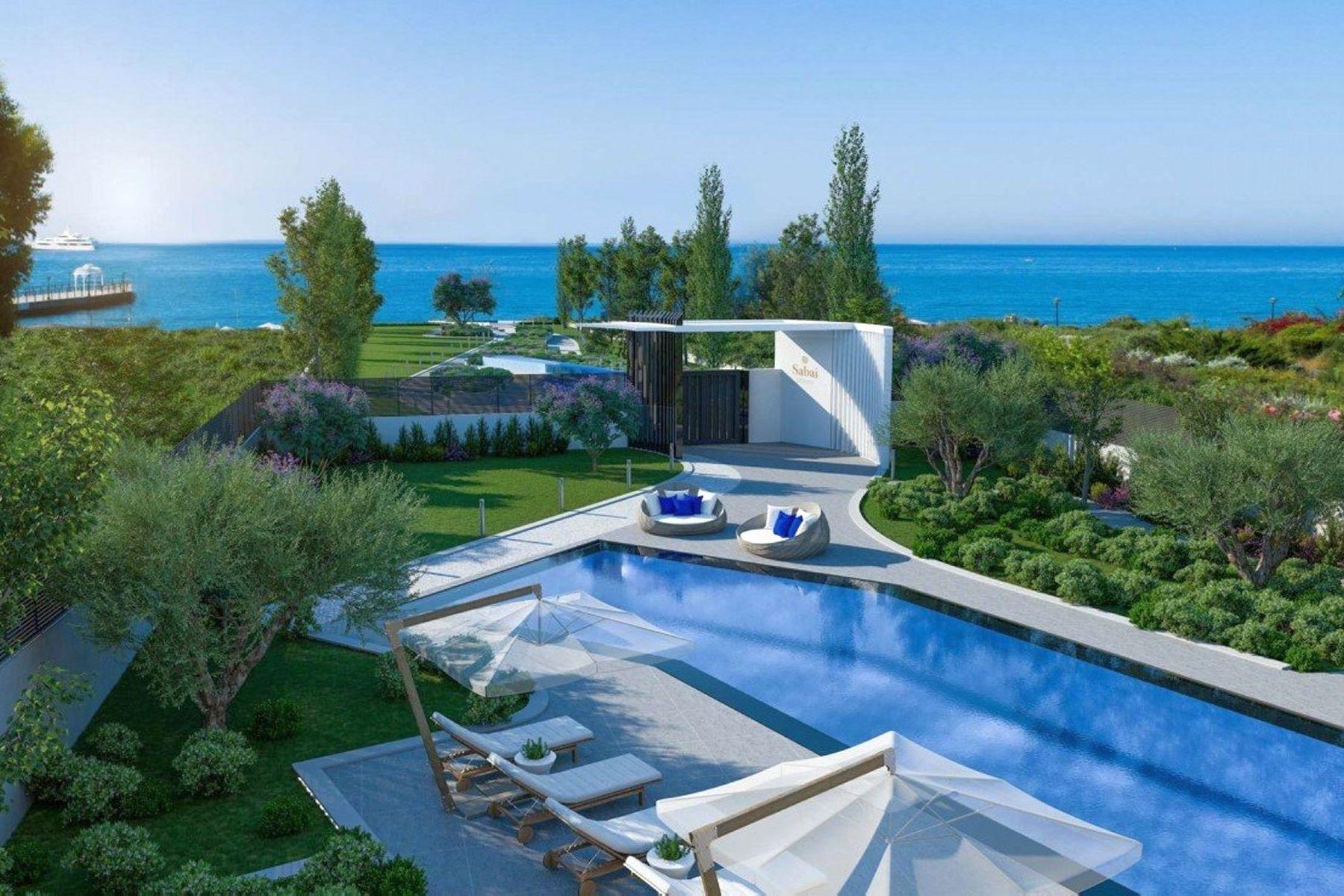 Apartments por un Venta en Beachfront 3+ bedroom apartment in Limassol Limassol, Limassol Chipre