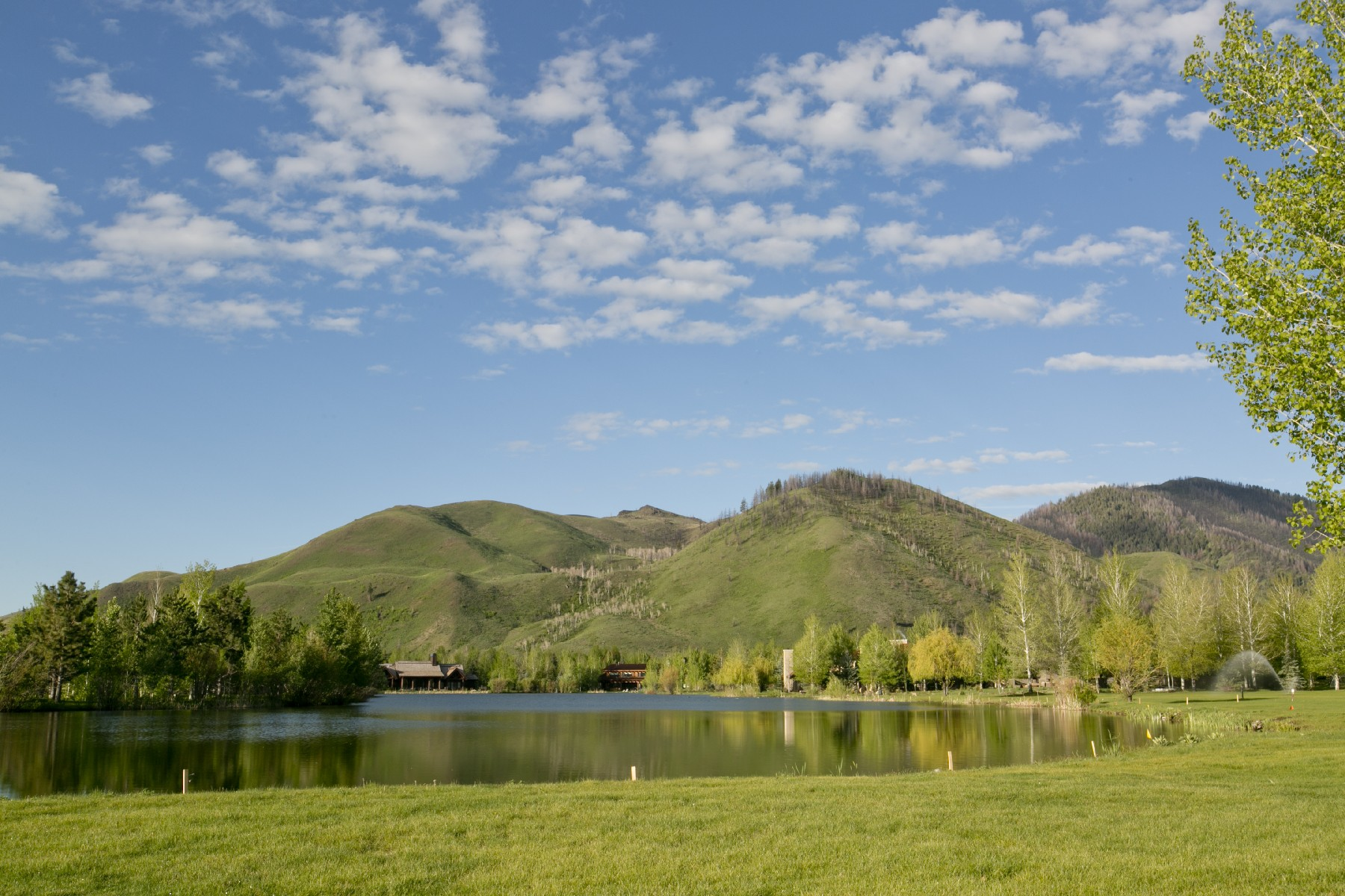 Land for Sale at Exceptional Lot 15 Greenhorn Rd Ketchum, Idaho 83340 United States