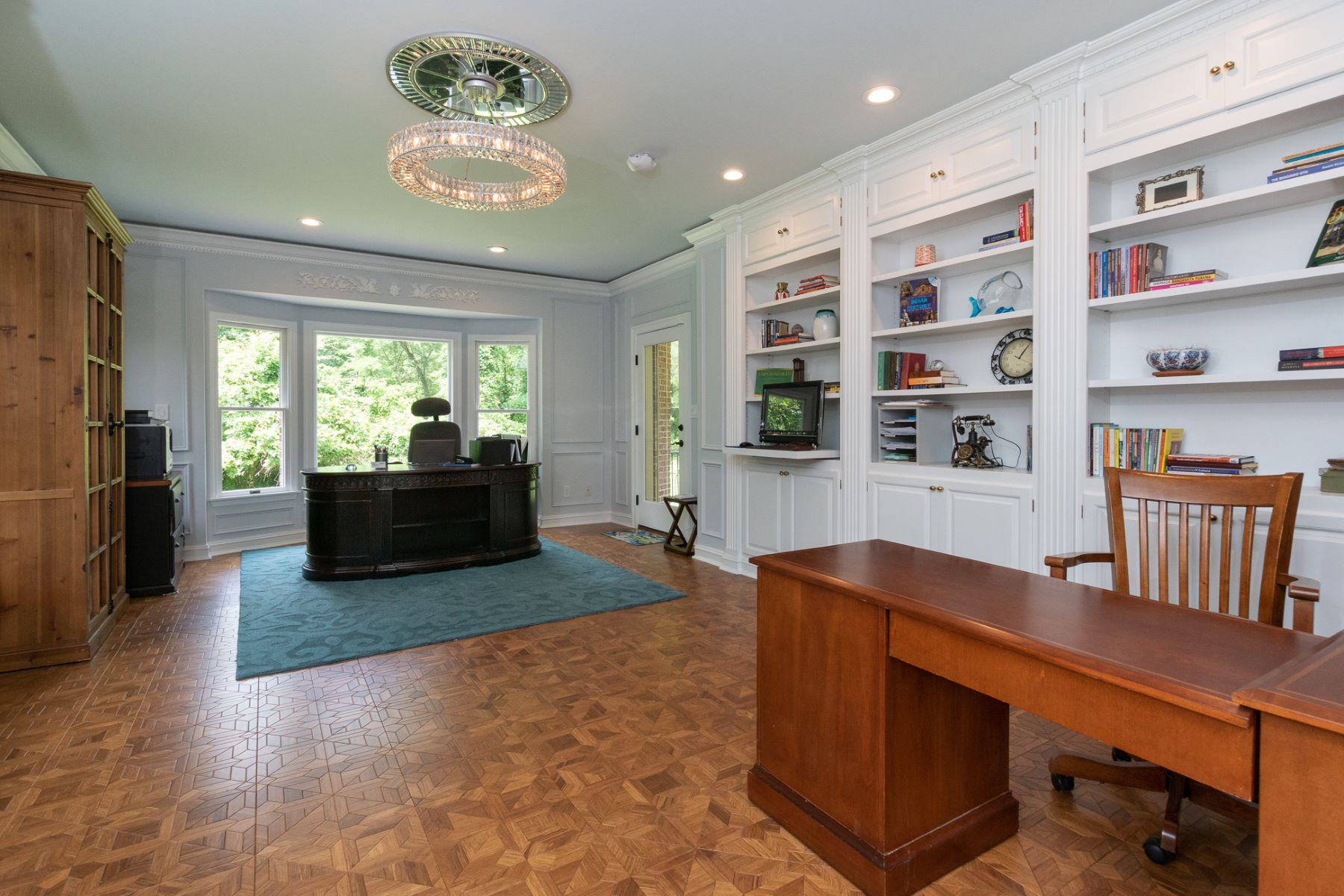 Additional photo for property listing at Luxury Smart Home Enveloped by Nature 1407 Canal Road, Princeton, 뉴저지 08540 미국