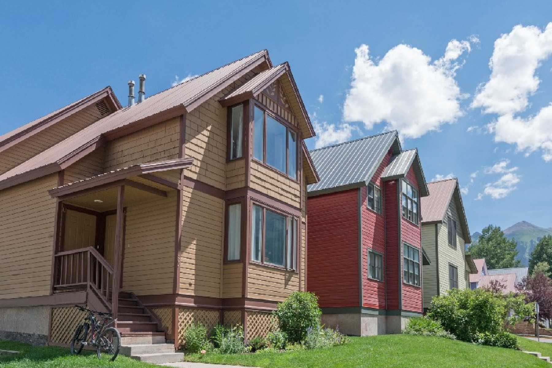 Vivienda unifamiliar por un Venta en 507 West Colorado Avenue Telluride, Colorado, 81435 Estados Unidos