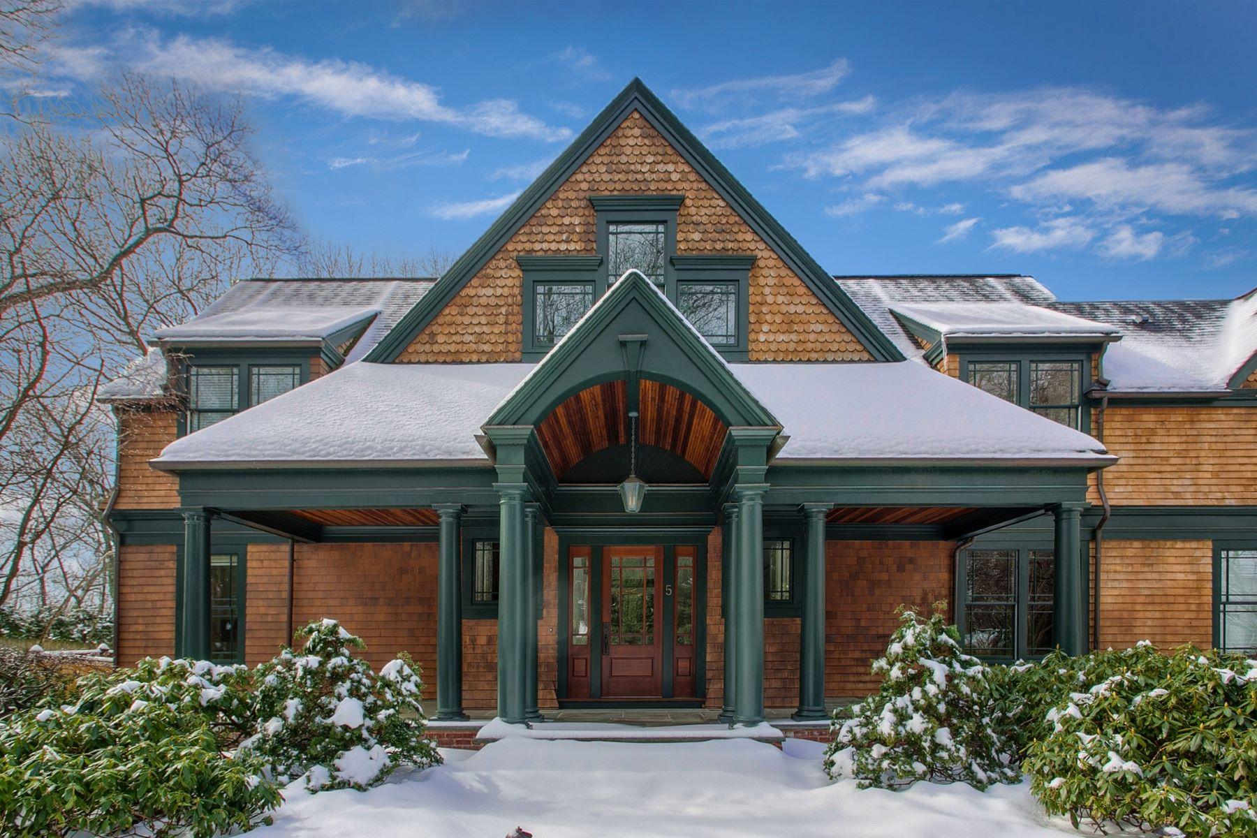 Single Family Home for Active at 5 Pinewood Street, Lexington 5 Pinewood St Lexington, Massachusetts 02421 United States