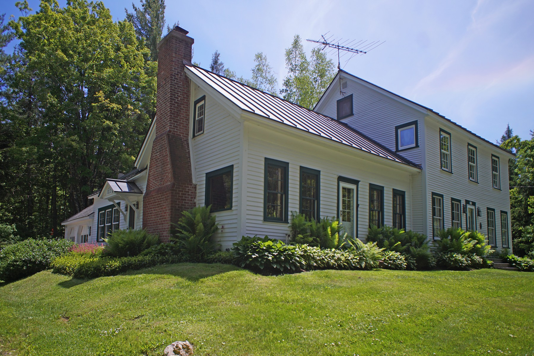 Single Family Homes for Sale at 119 Main St Street, Peru 119 Main St St Peru, Vermont 05152 United States