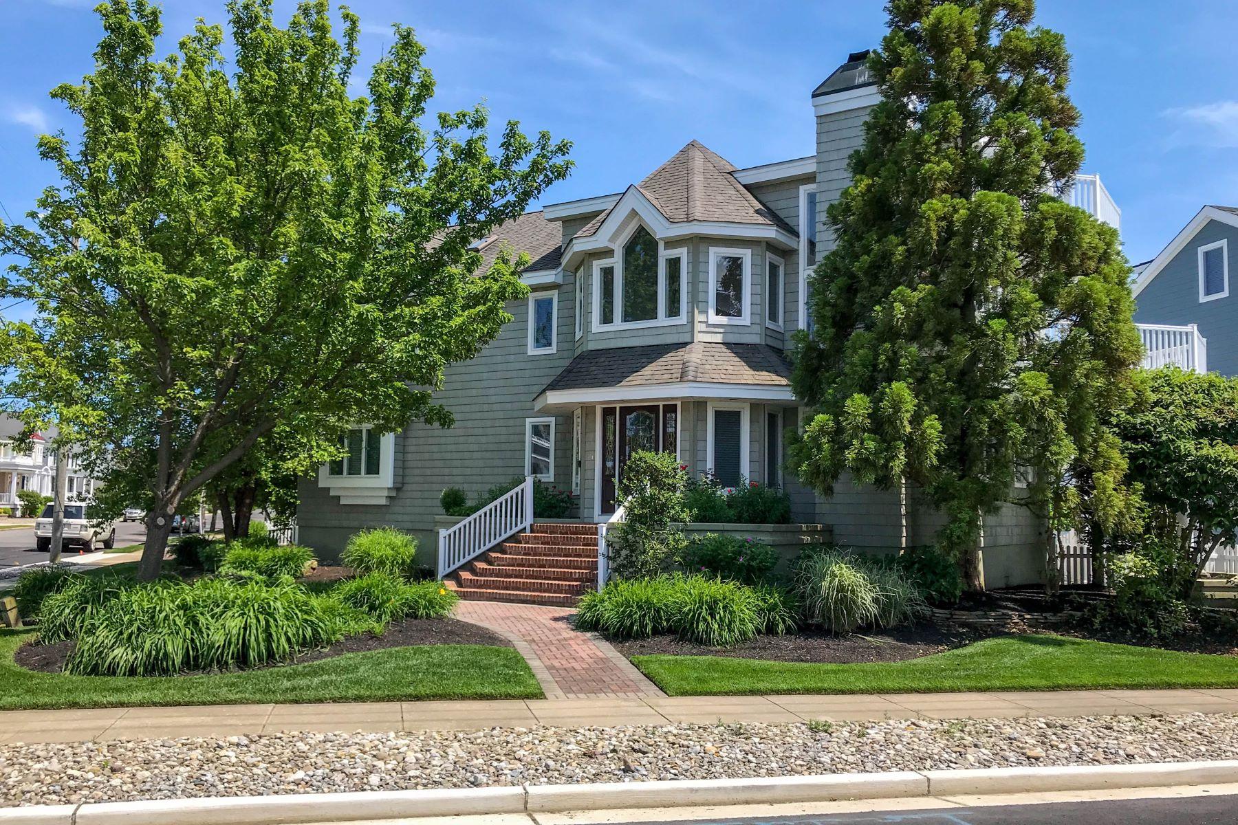 단독 가정 주택 용 매매 에 Avalon Vacation Oasis 5211 Ocean Drive, Avalon, 뉴저지 08202 미국