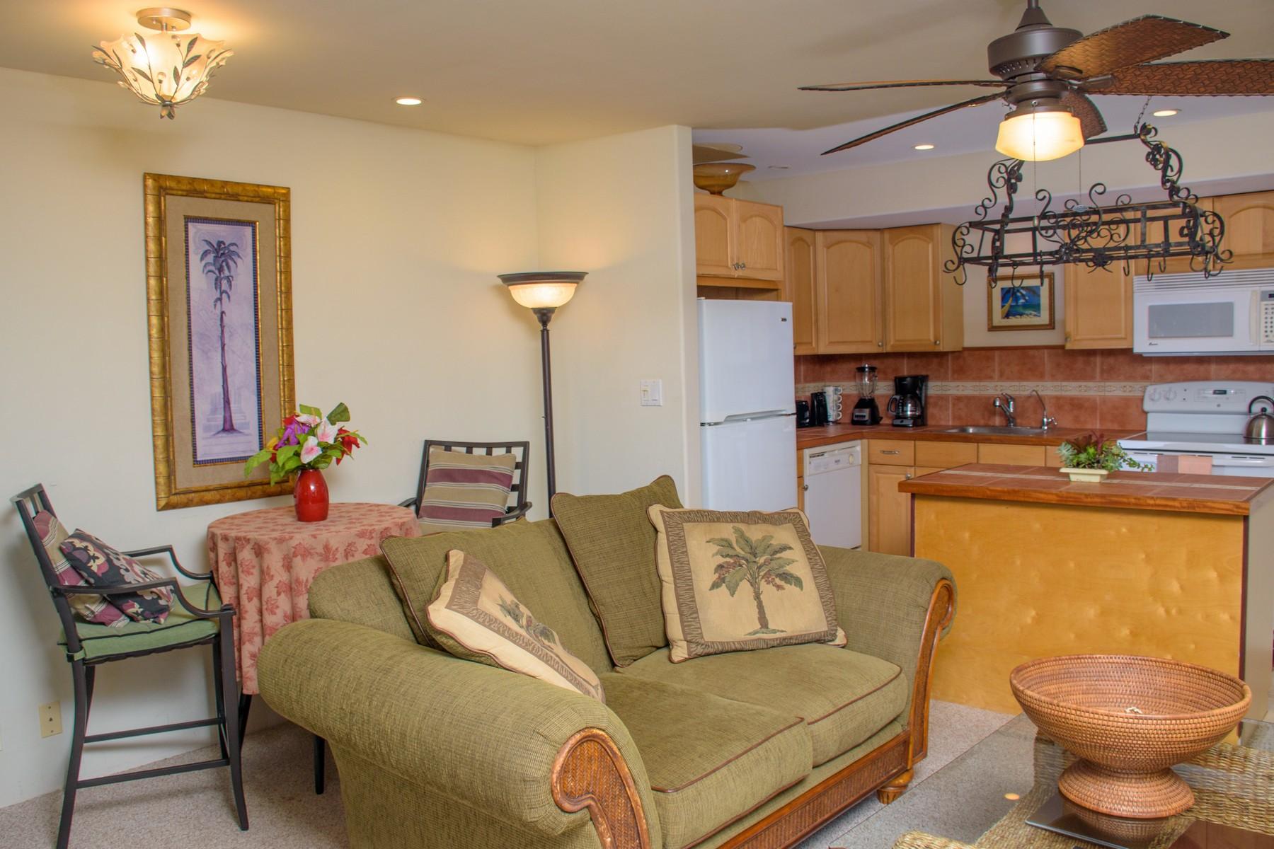 Condominiums for Active at The Tree House at Maui Sands Seaside 3559 Lower Honoapiilani Road, Maui Sands #720 Honokowai, Hawaii 96761 United States