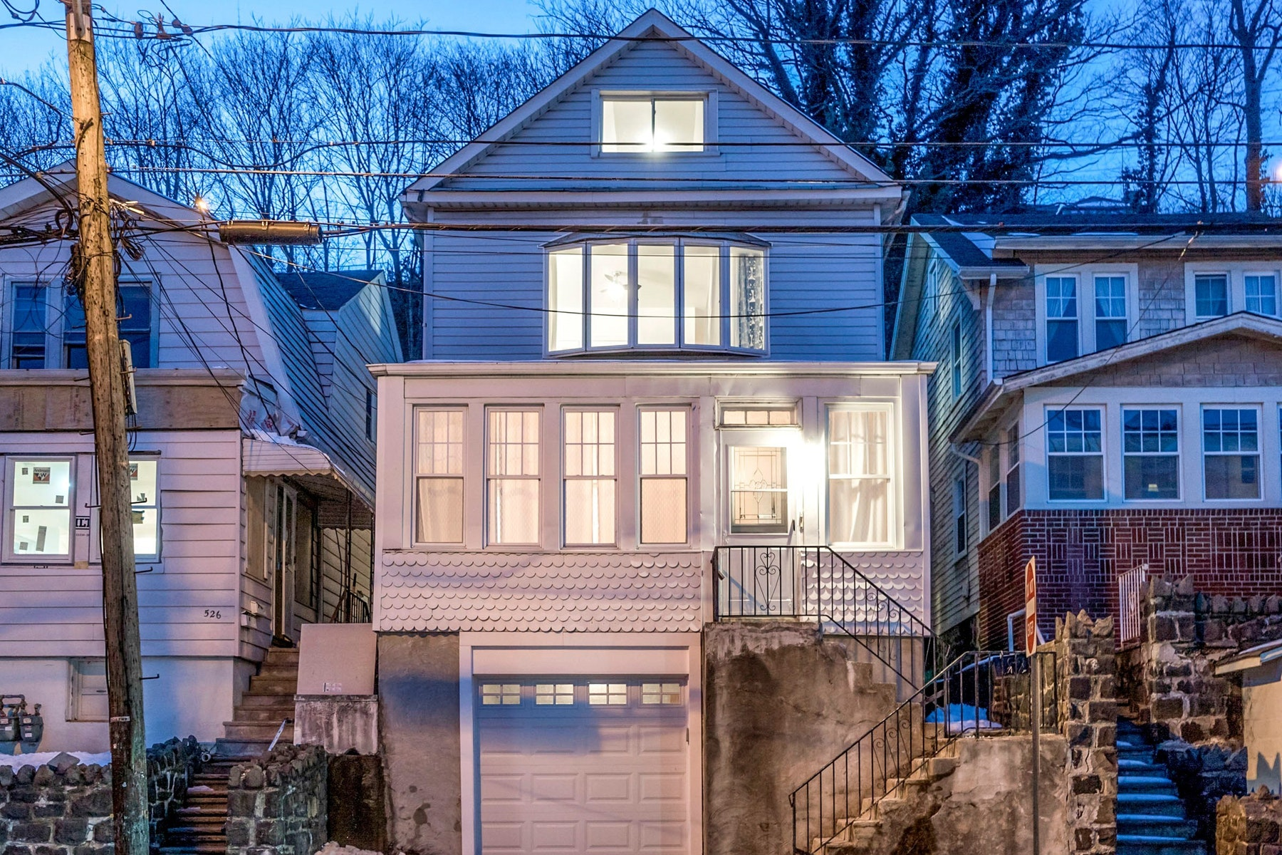 Other Residential for Sale at 528 Undercliff Avenue Edgewater, New Jersey 07020 United States
