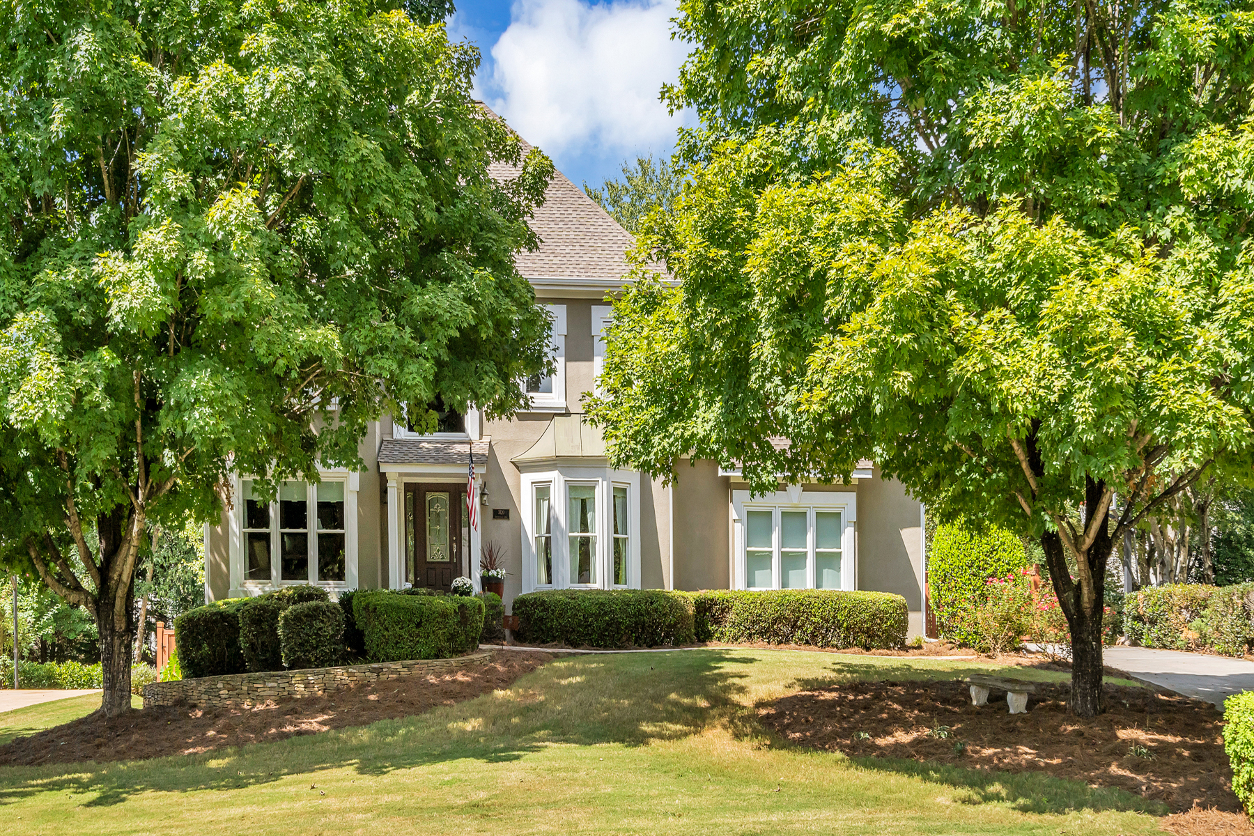 Single Family Home for Sale at Pool Oasis Nestled Between Downtown Alpharetta And Crabapple Milton 3120 Brierfield Rd Alpharetta, Georgia 30004 United States