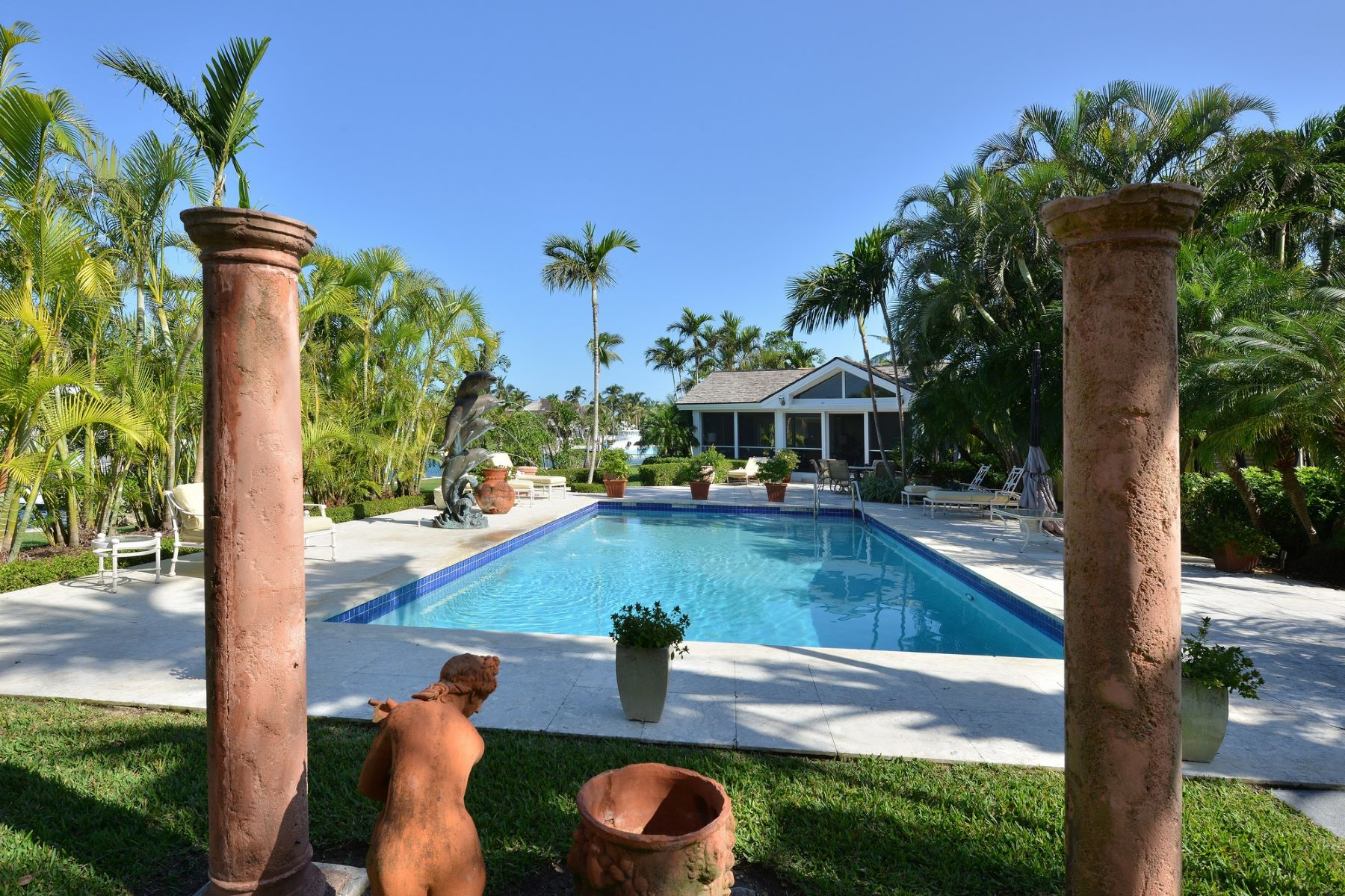Additional photo for property listing at Ranger House Lyford Cay, New Providence/Nassau Bahamas