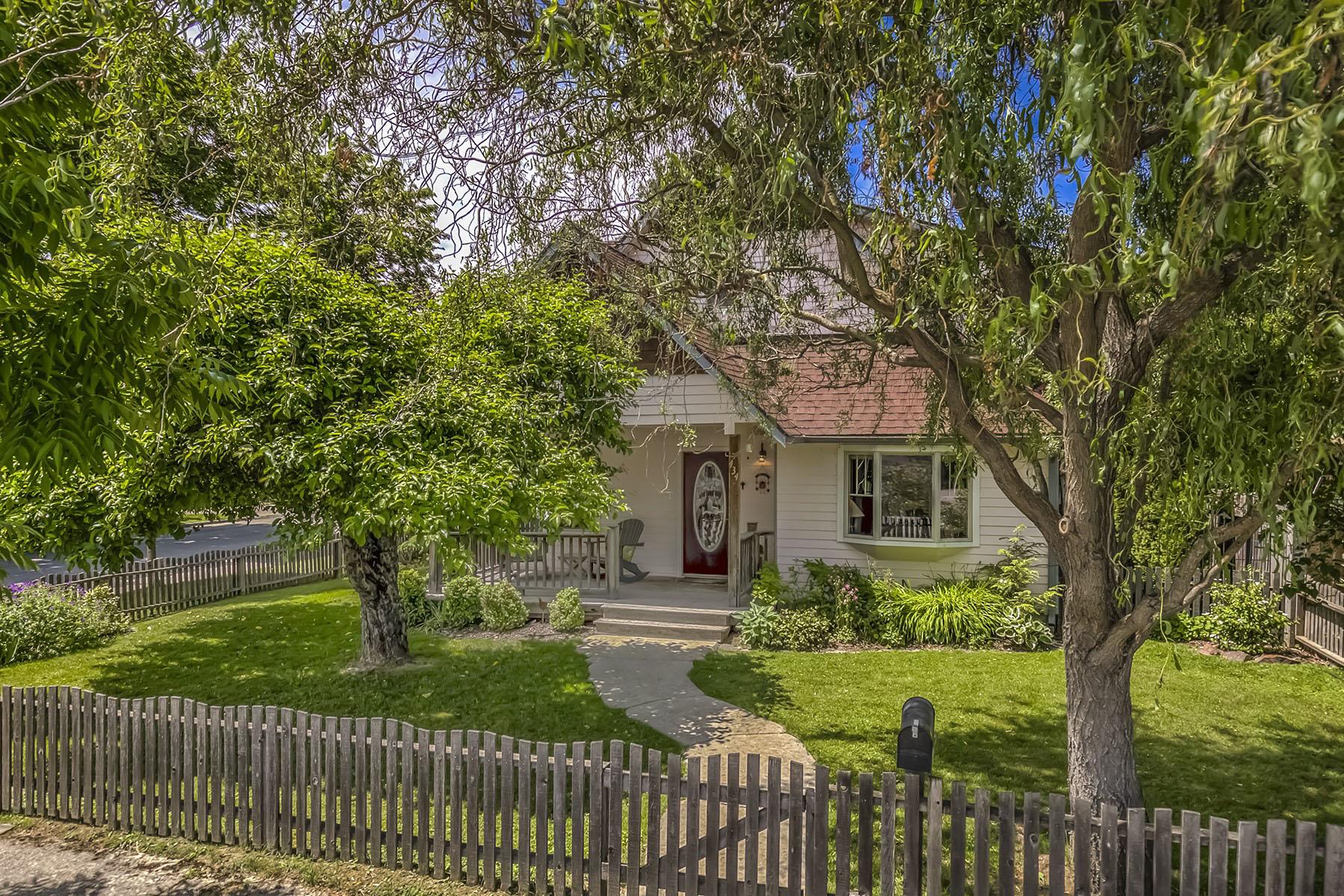Einfamilienhaus für Verkauf beim Sanctuary in the City 434 S Florence Ave Sandpoint, Idaho, 83864 Vereinigte Staaten