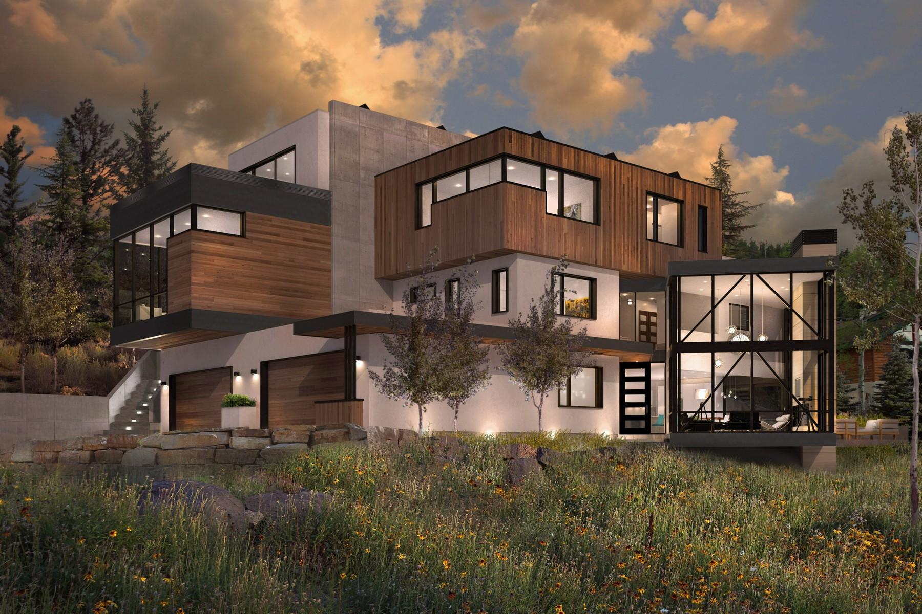 Dúplex por un Venta en Contemporary New Construction in Vail 2212 Vermont Court Vail, Colorado, 81657 Estados Unidos