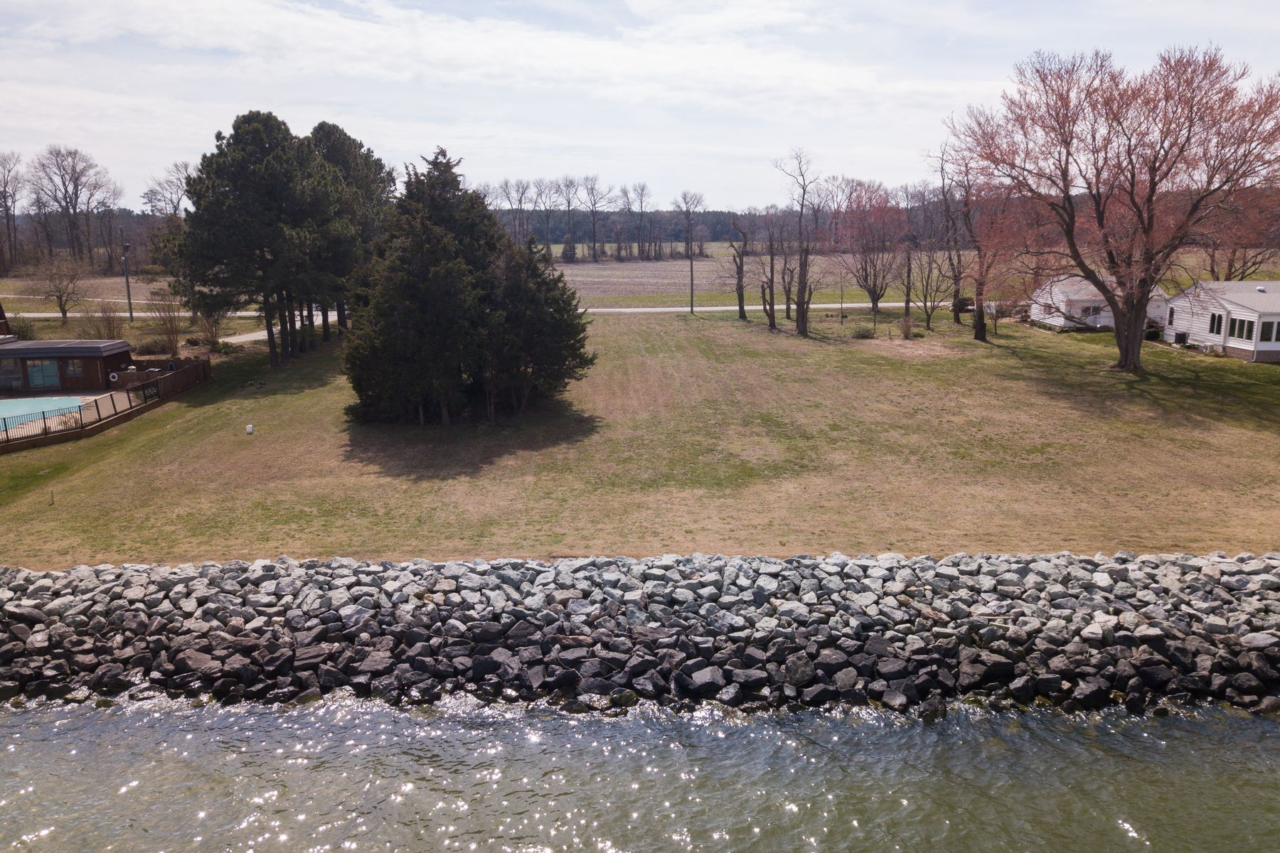 Land for Sale at Upper Sandy Point Lots 15 and 16 0 Spences Point Road, Lots 15 and 16 Kinsale, Virginia 22488 United States
